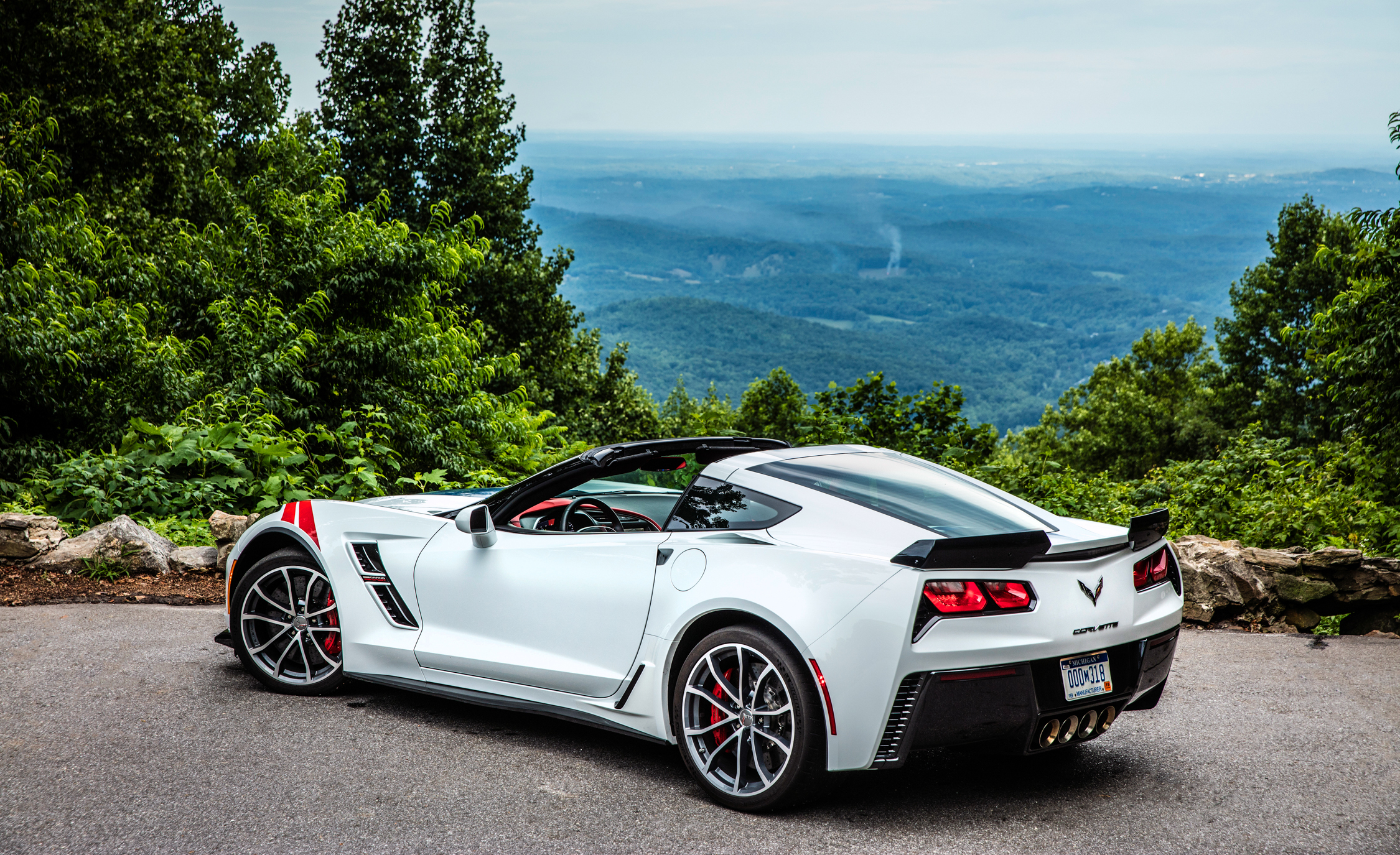 Chevrolet Corvette C7 Sports Car