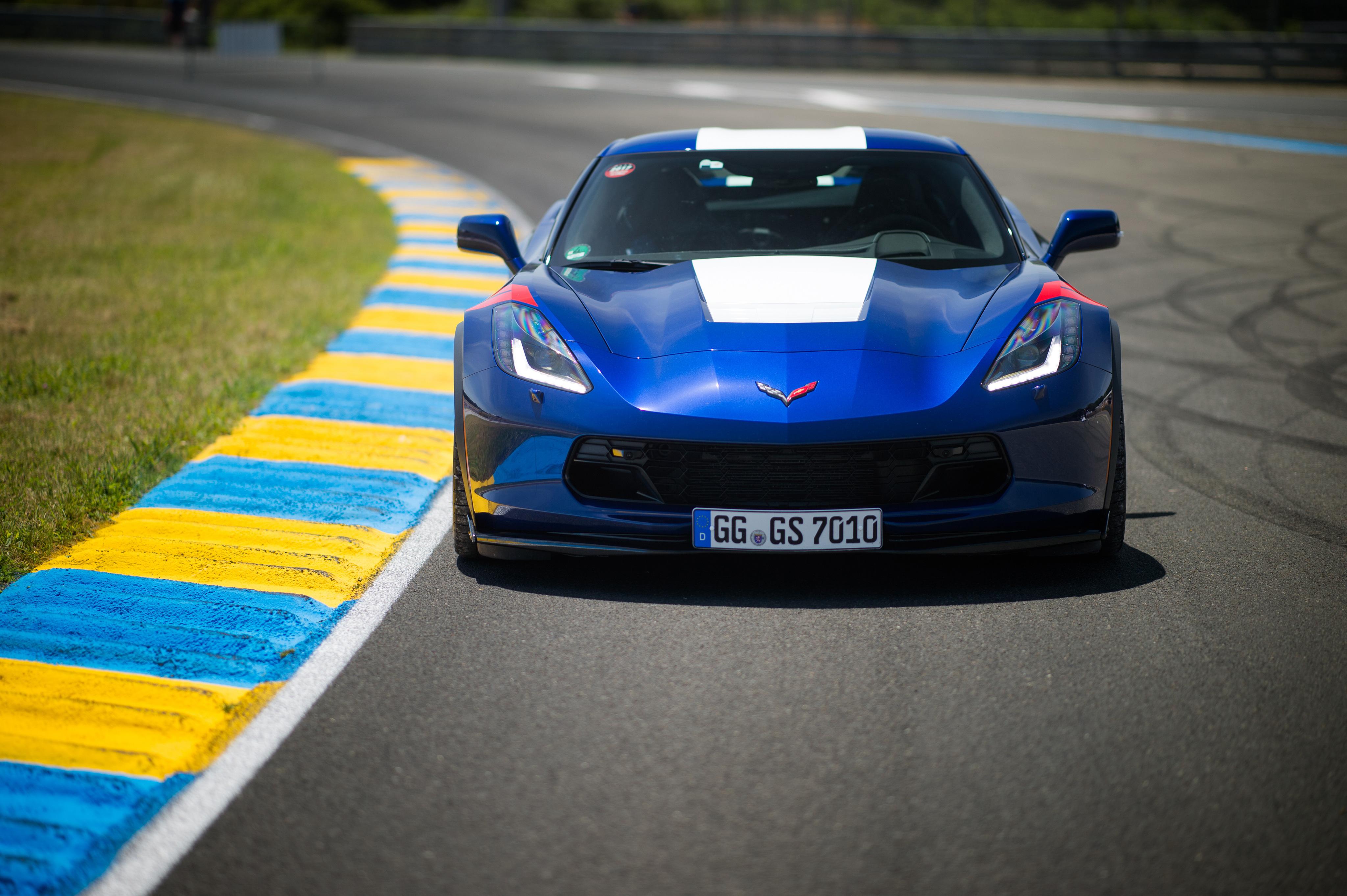 Corvette Grand Sport Iphone Wallpaper: 1366x768 Chevrolet Corvette Grand Sport Front 1366x768