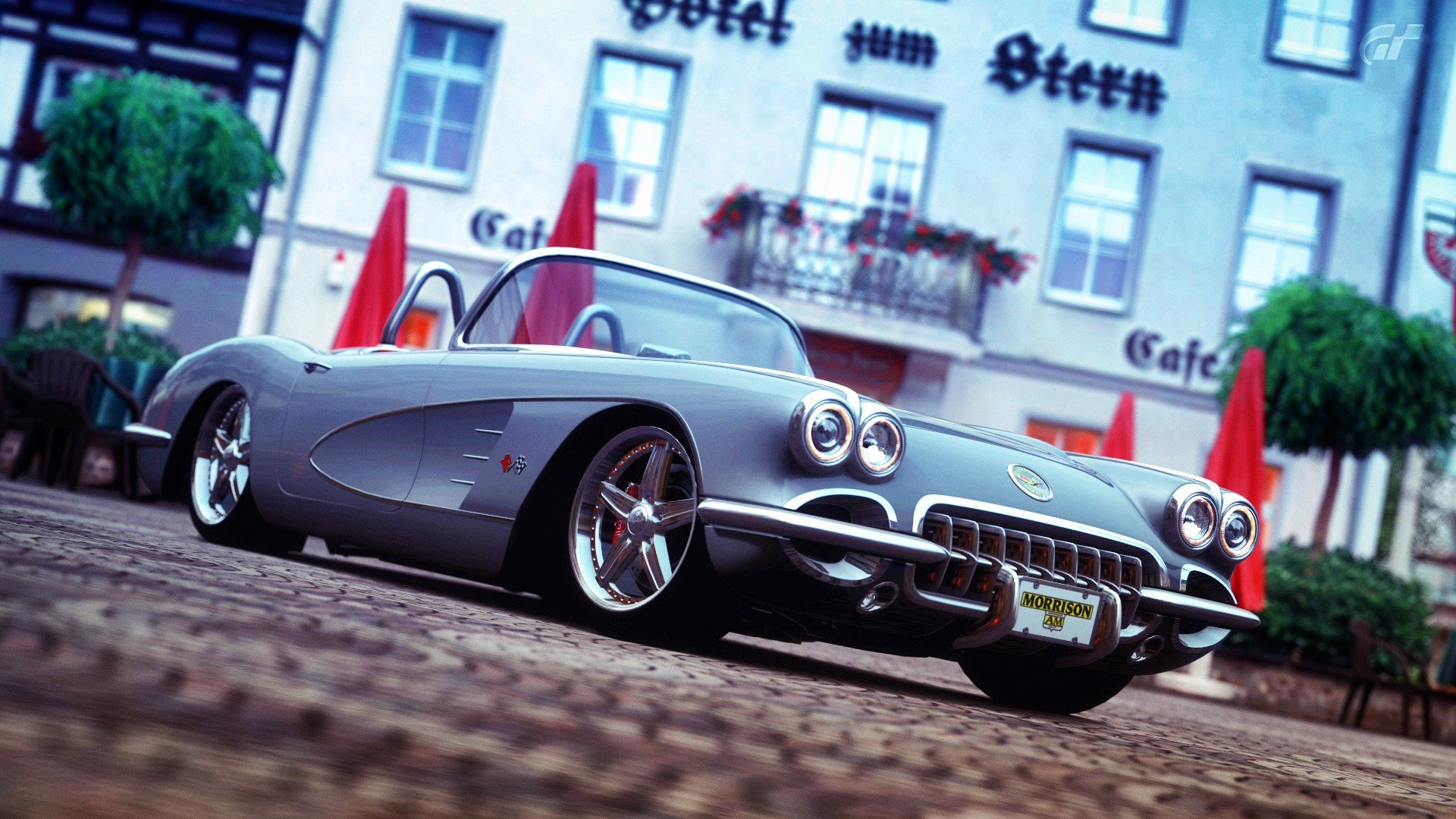 Chevrolet Corvette, HD Cars, 4k Wallpapers, Images