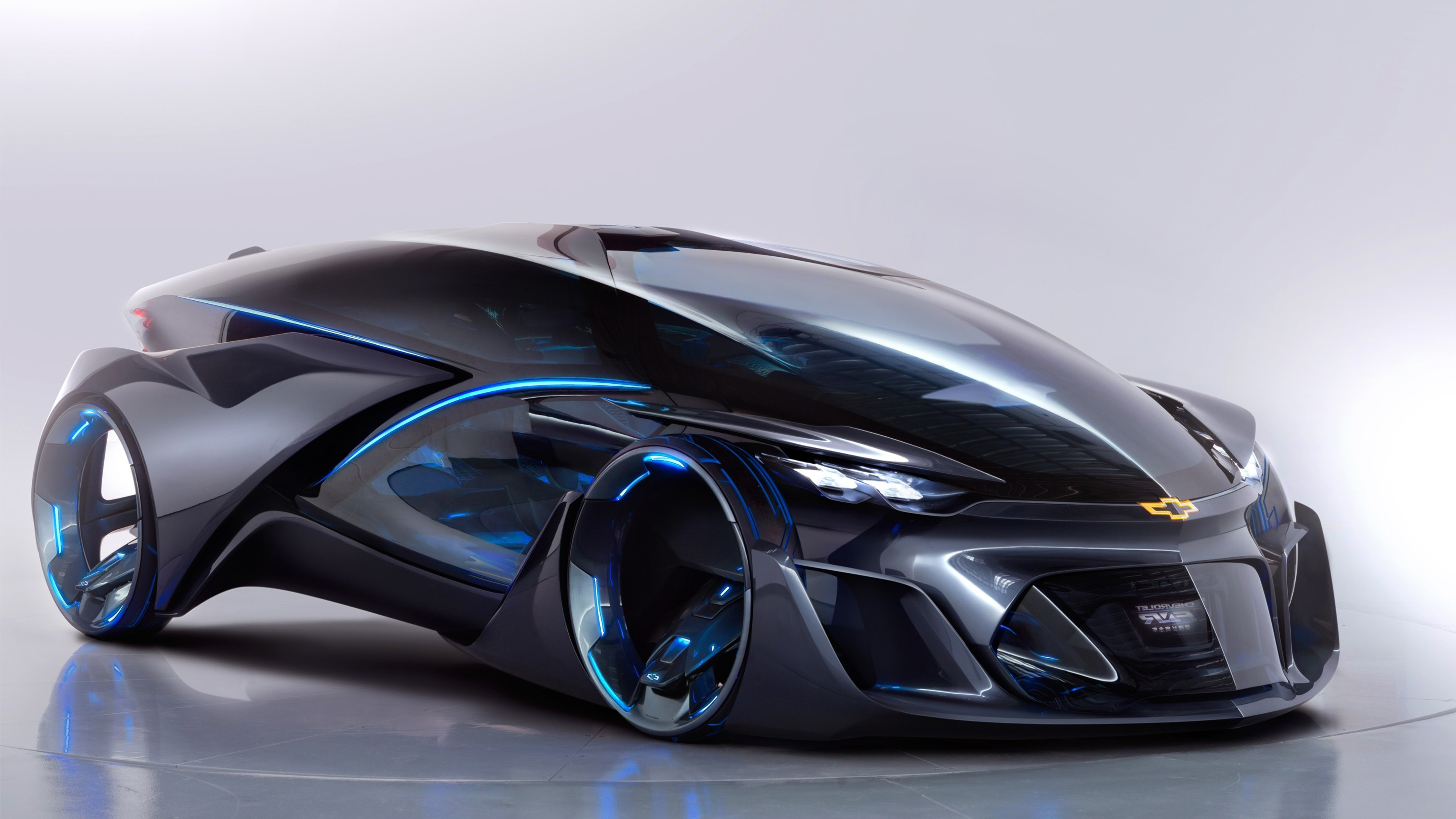 Chevrolet Fnr Concept Car Wallpaper