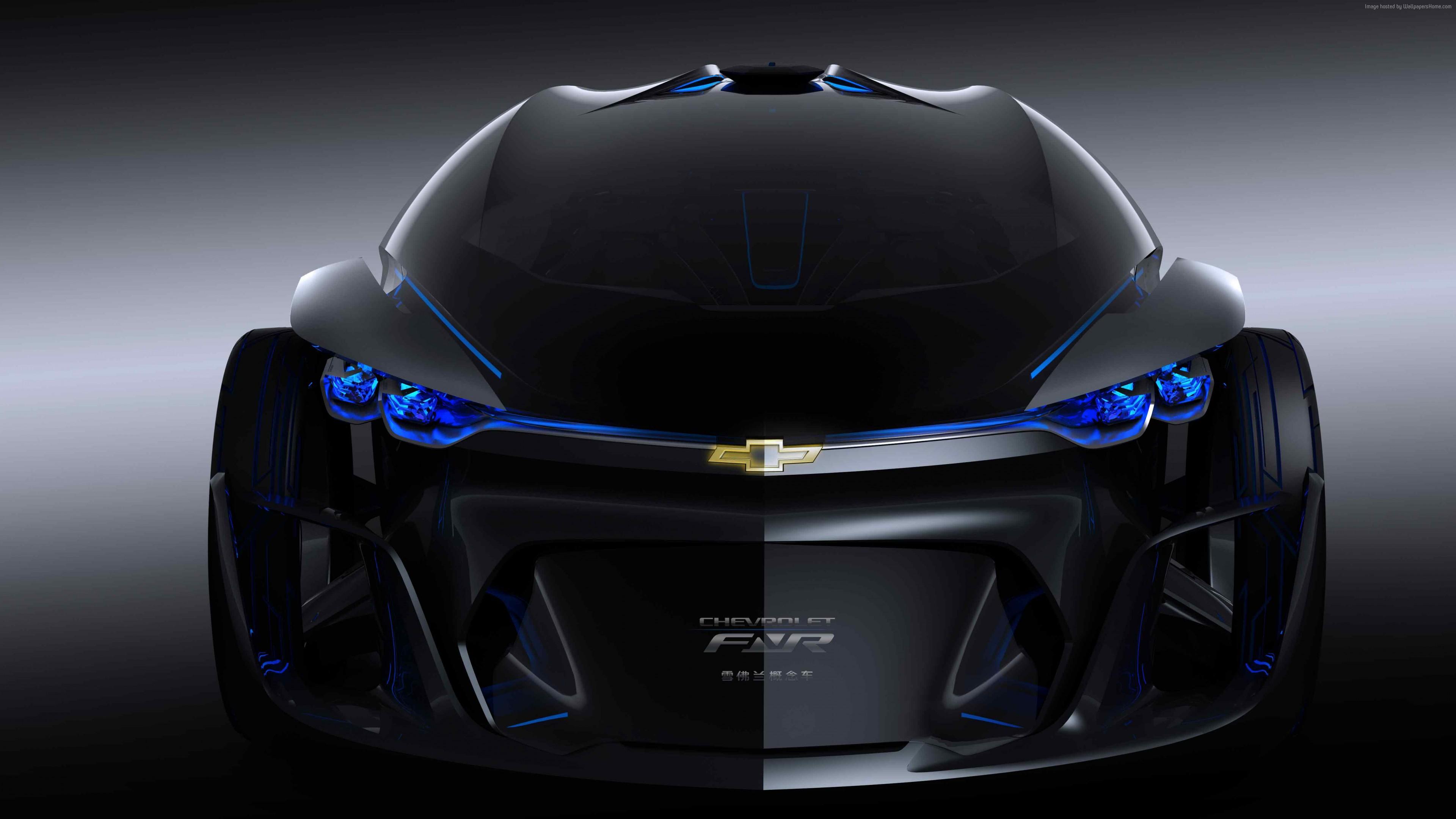 2048x1152 Chevrolet Futuristic Concept Car 2048x1152 ...