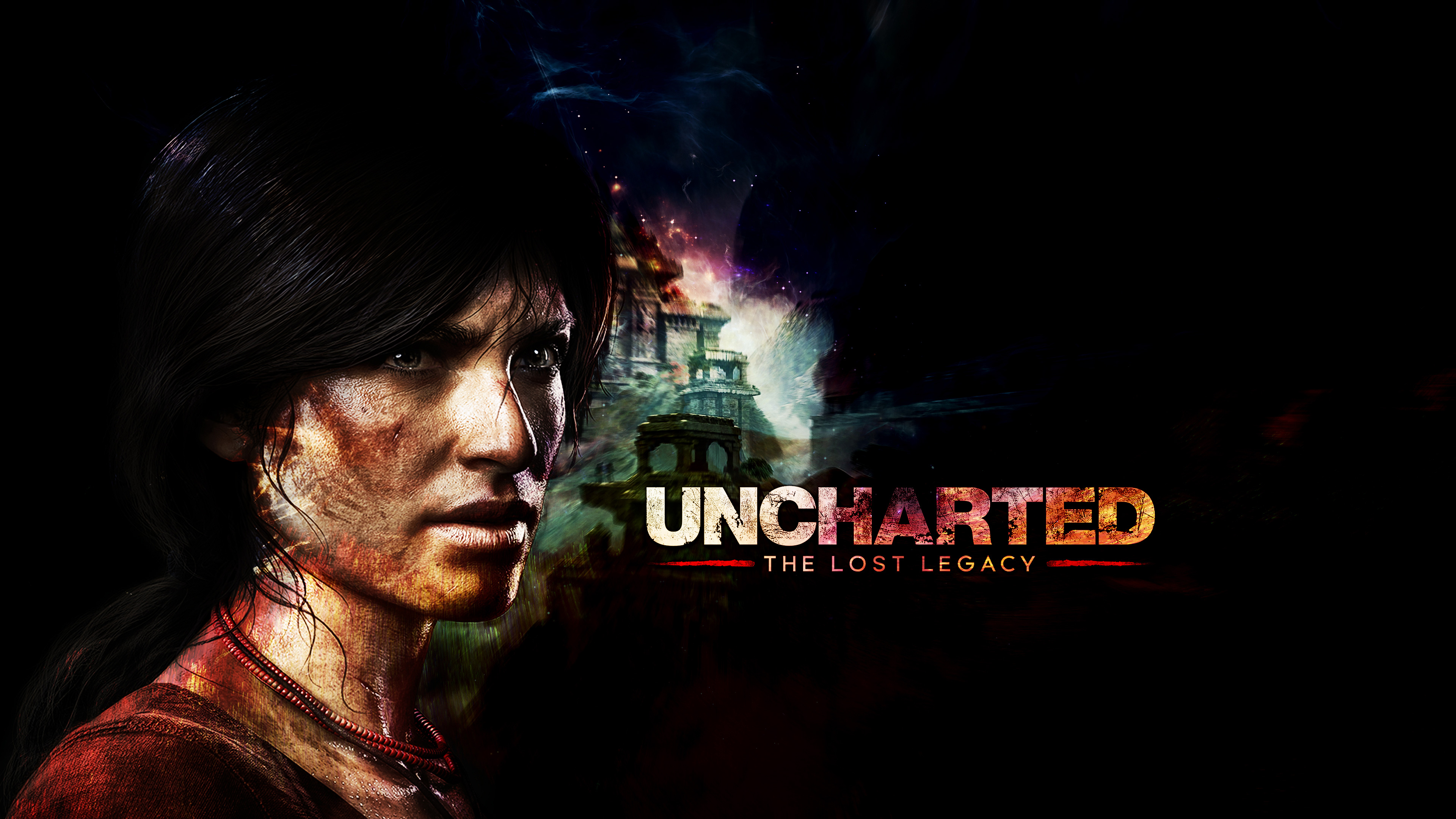 Uncharted Lost Legacy Wallpaper: Chloe Uncharted The Lost Legacy 4k, HD Games, 4k