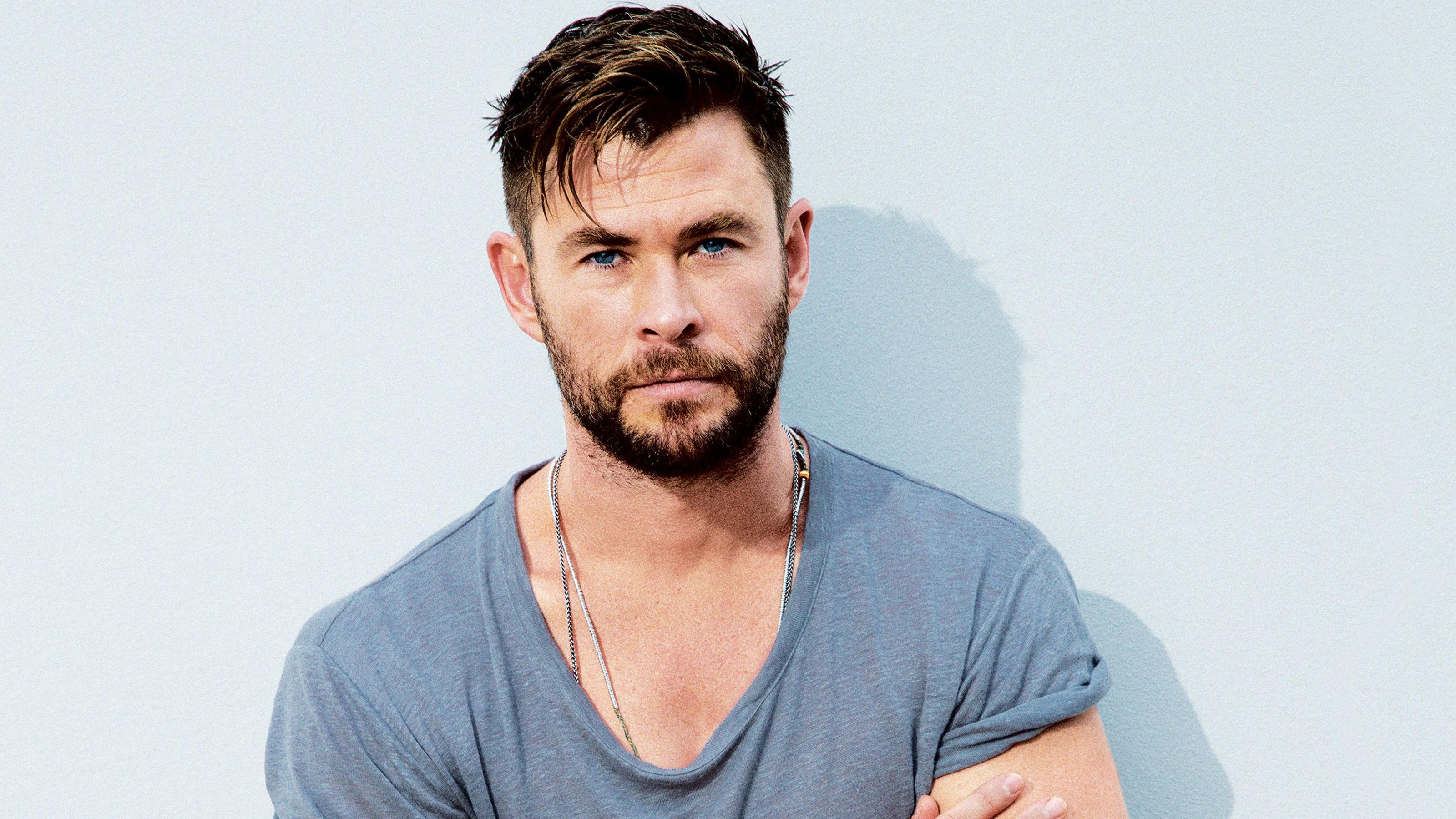 Chris Hemsworth Mens Health 2019 Hd Celebrities 4k