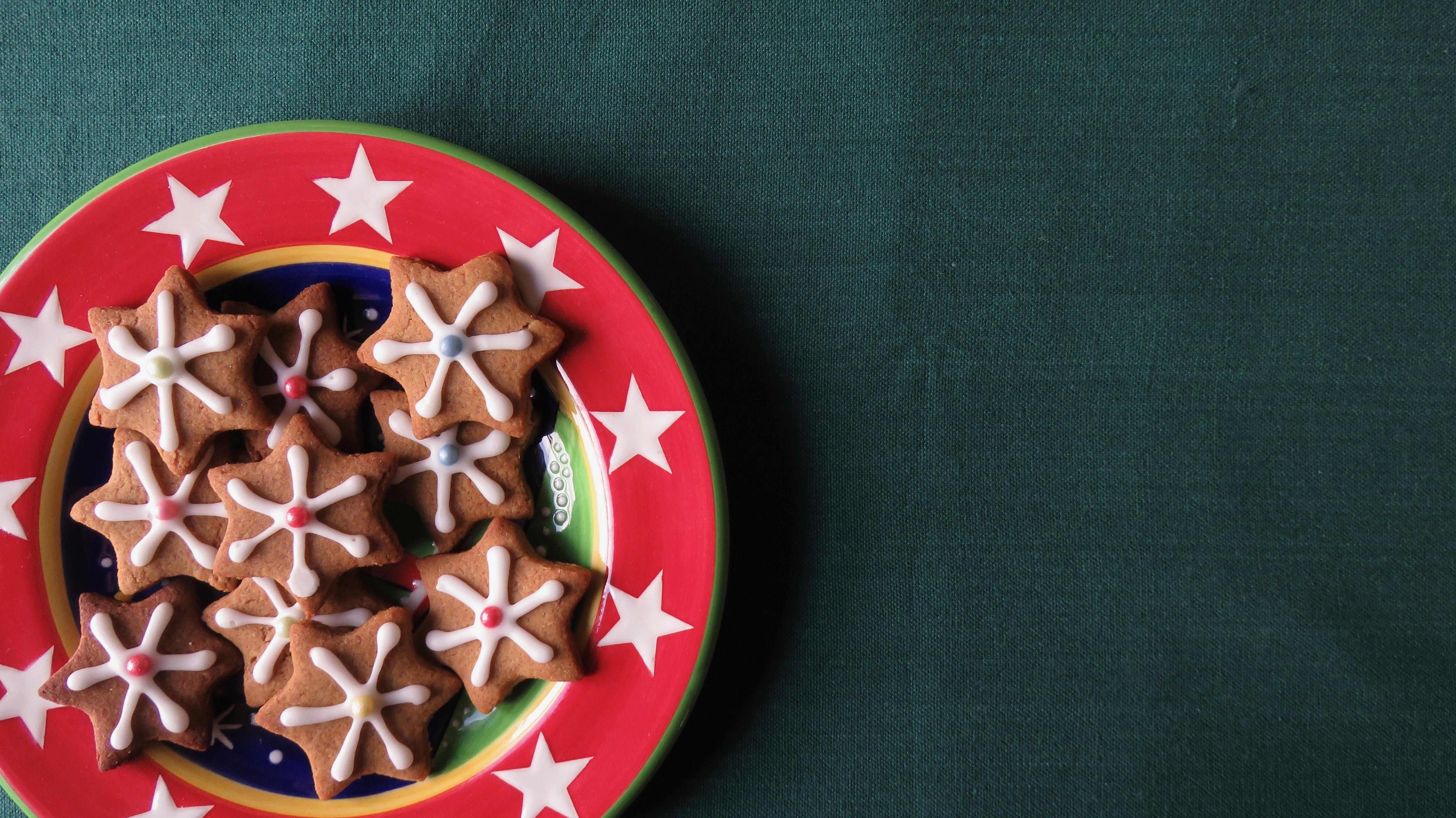 Christmas Cookies Wallpaper.Christmas Cookies Hd Food 4k Wallpapers Images