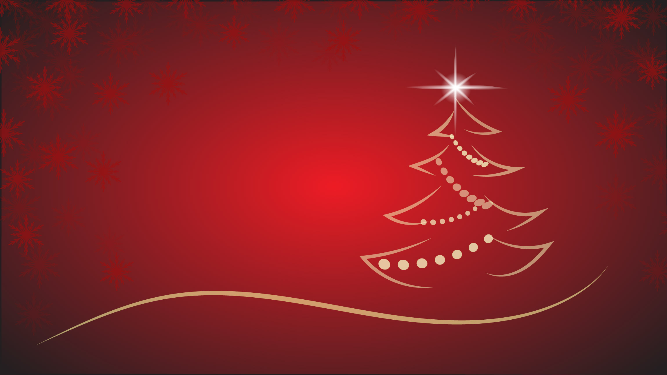 Cool Red Wallpaper Christmas Background Hd Images
