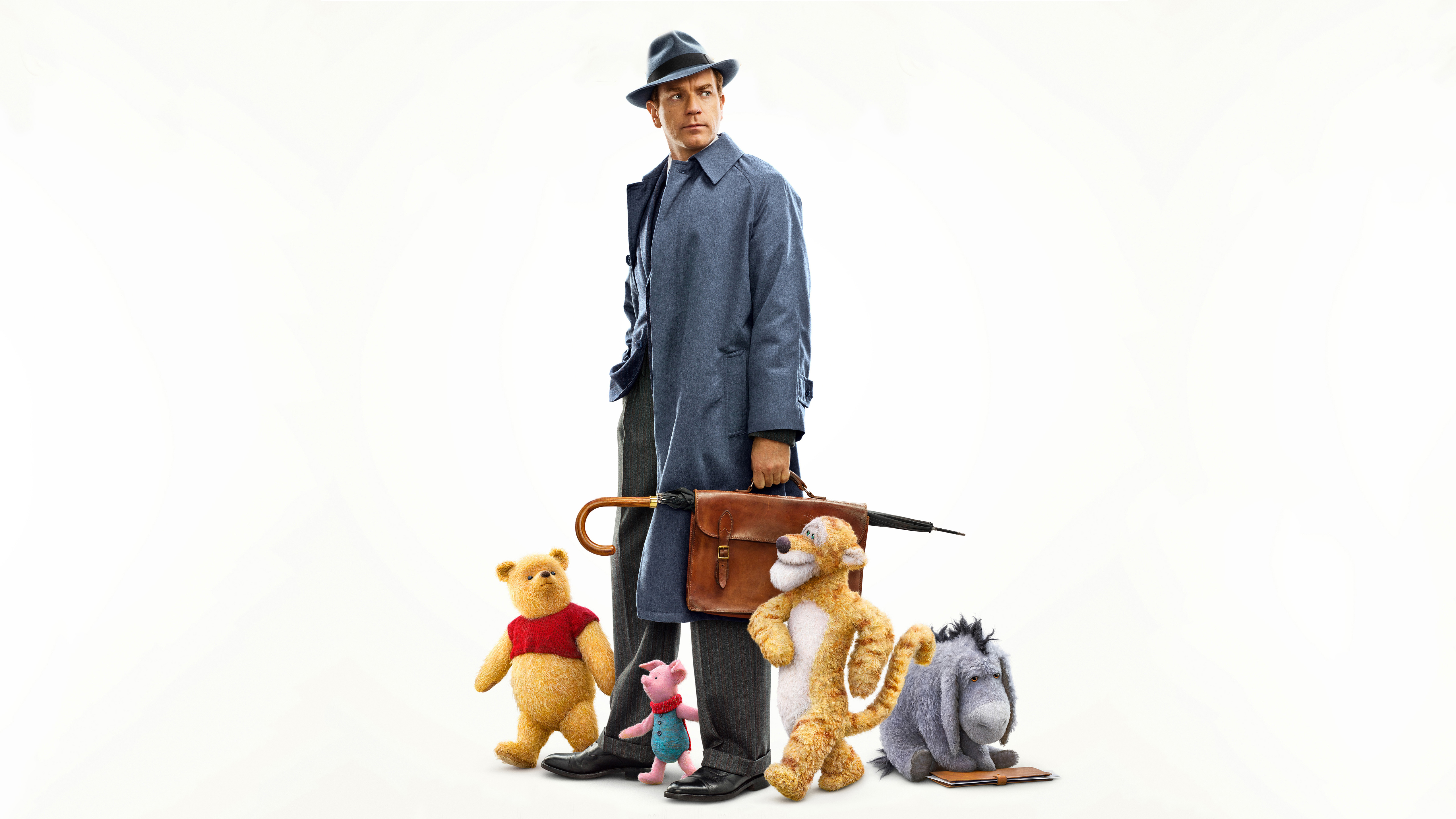 750x1334 Christopher Robin 2018 Movie 5k IPhone 6, IPhone