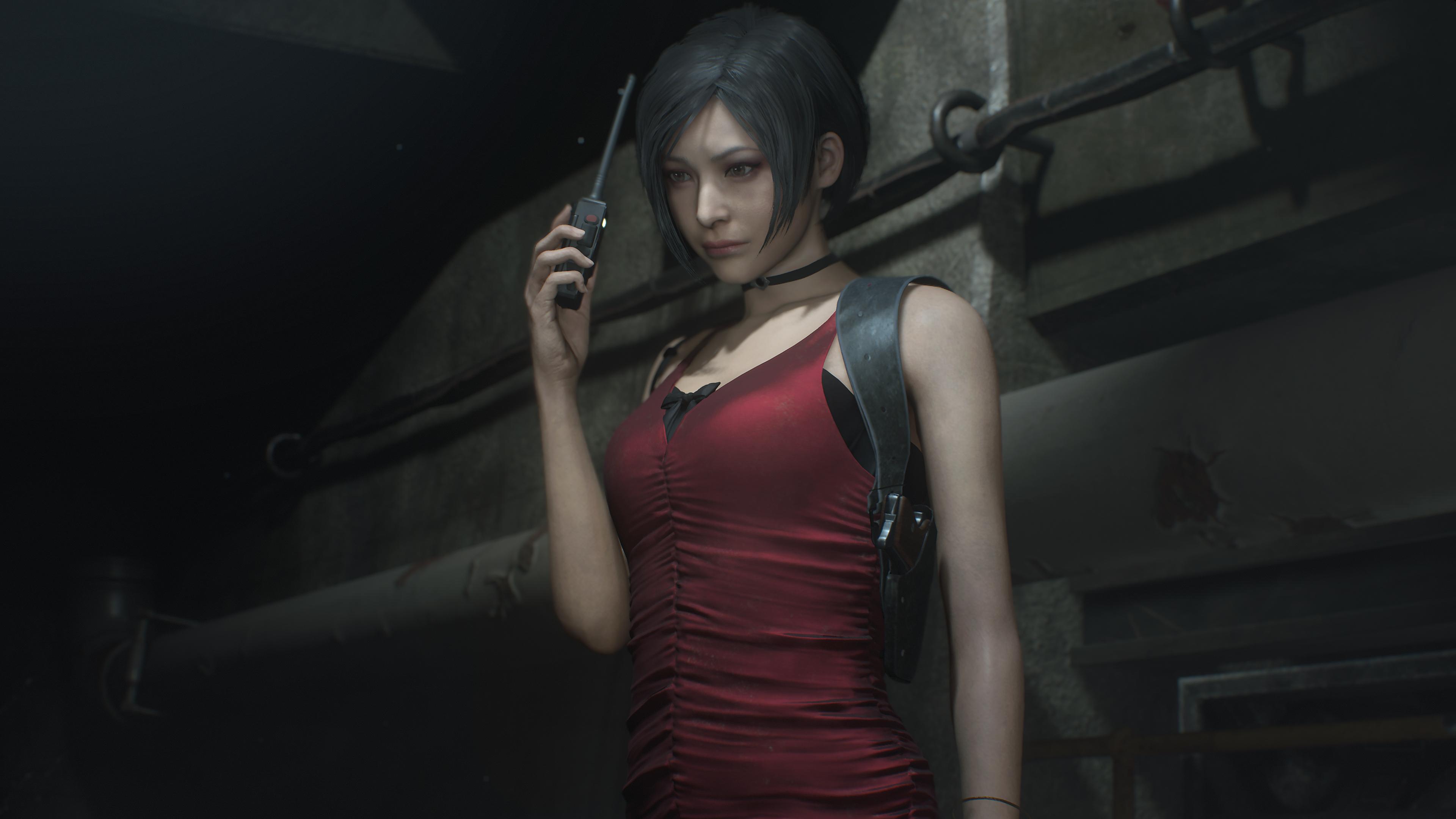 Resident Evil 2 Wallpaper: Claire Redfield Resident Evil 2 2019, HD Games, 4k