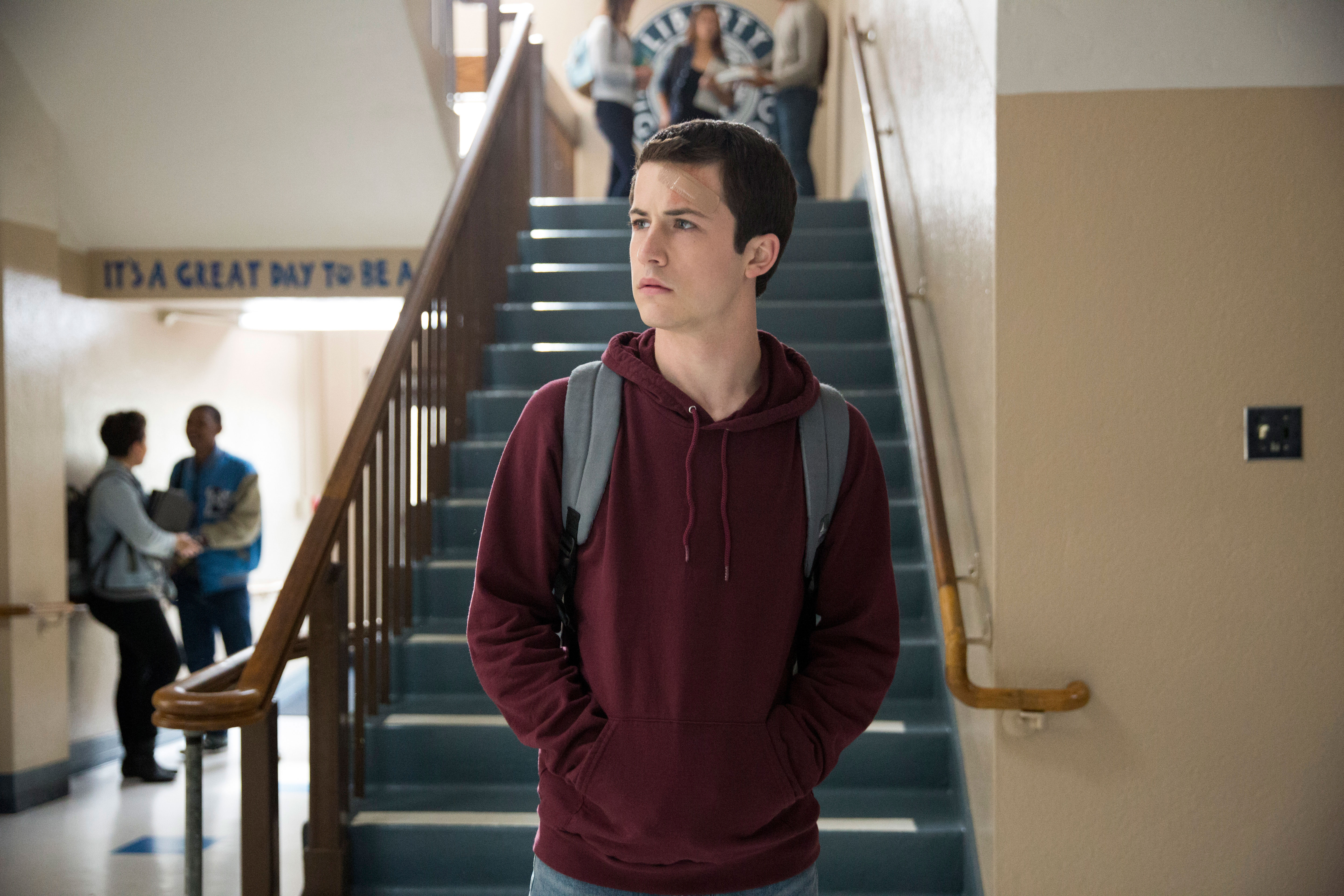 Clay jensen 13 reasons why 5k hd tv shows 4k wallpapers - 13 reasons why wallpaper hd ...