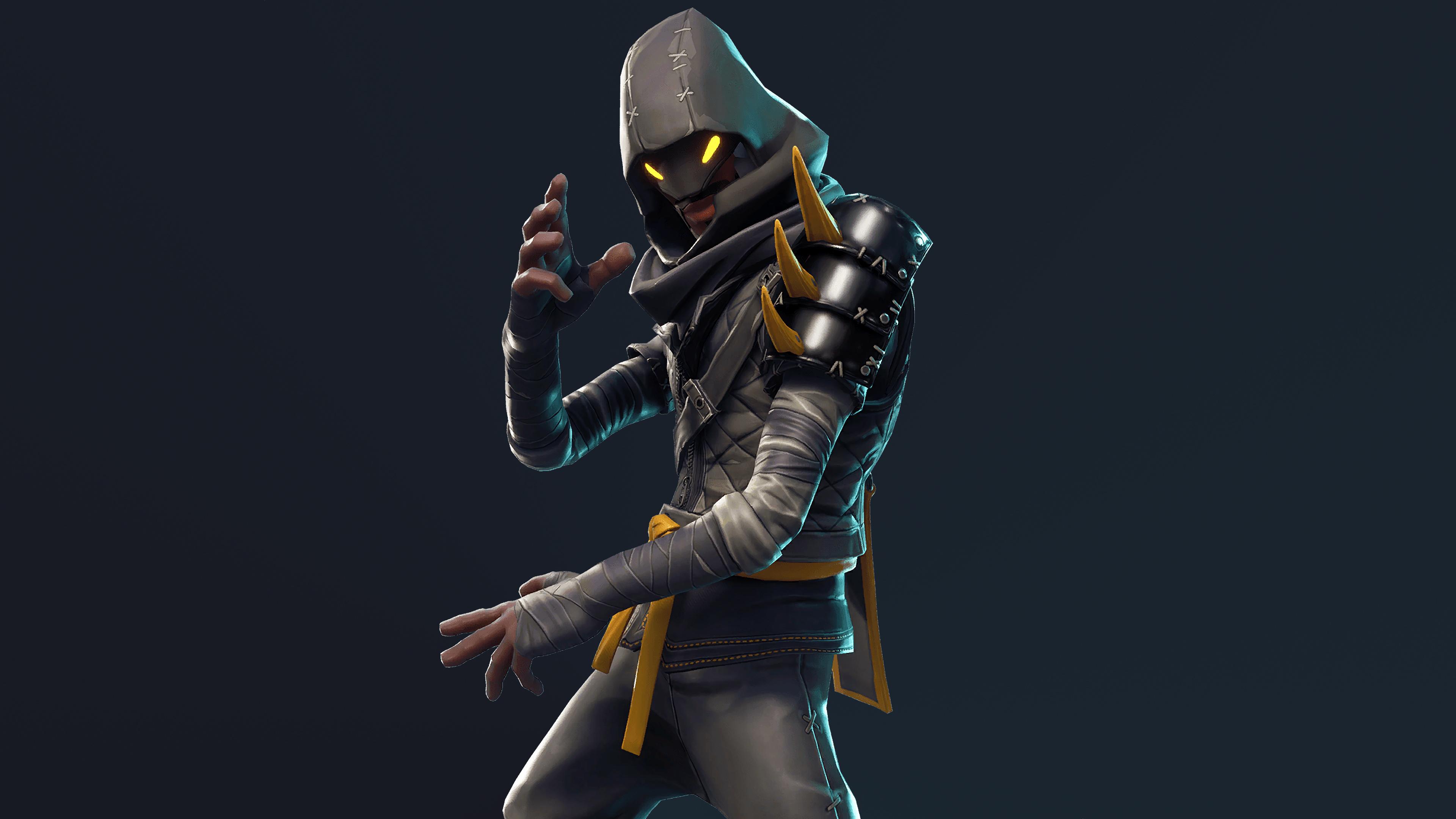 Wonderful Cloaked Star Ninja Fortnite Battle Royale