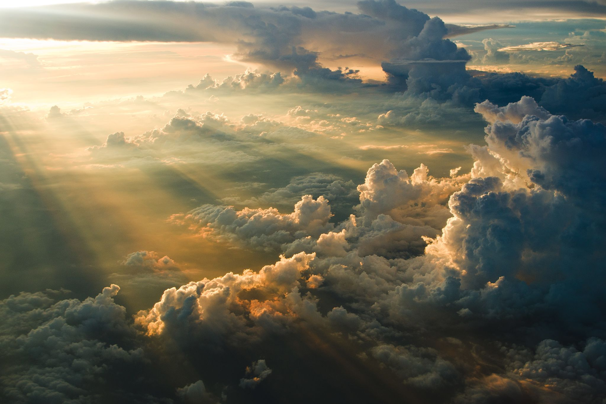 1125x2436 Clouds Aerial View Iphone Xs Iphone 10 Iphone X Hd