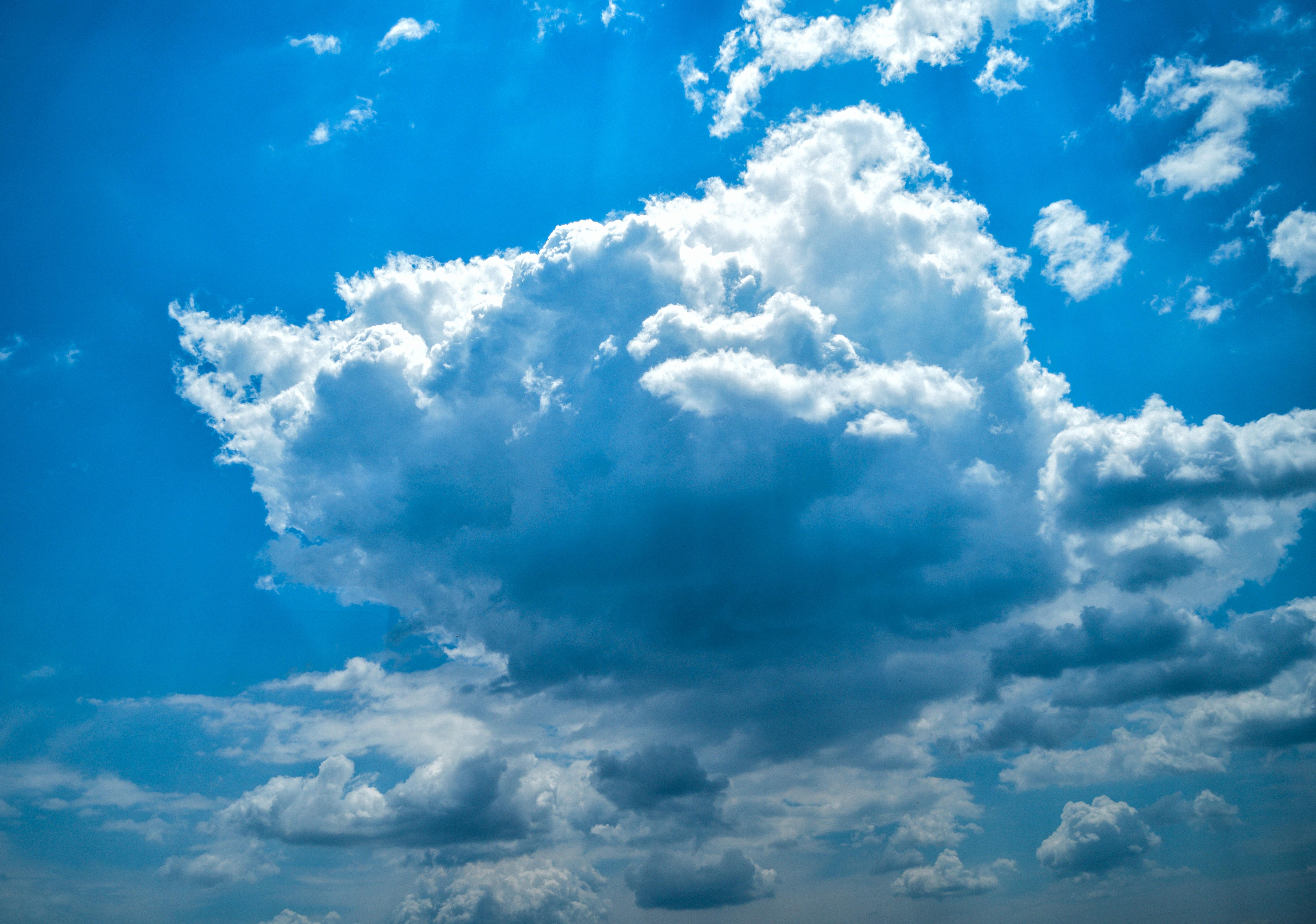 Samsung Galaxy Note 5 Hd Wallpaper: 1440x2960 Clouds Summer Weather 5k Samsung Galaxy Note 9,8