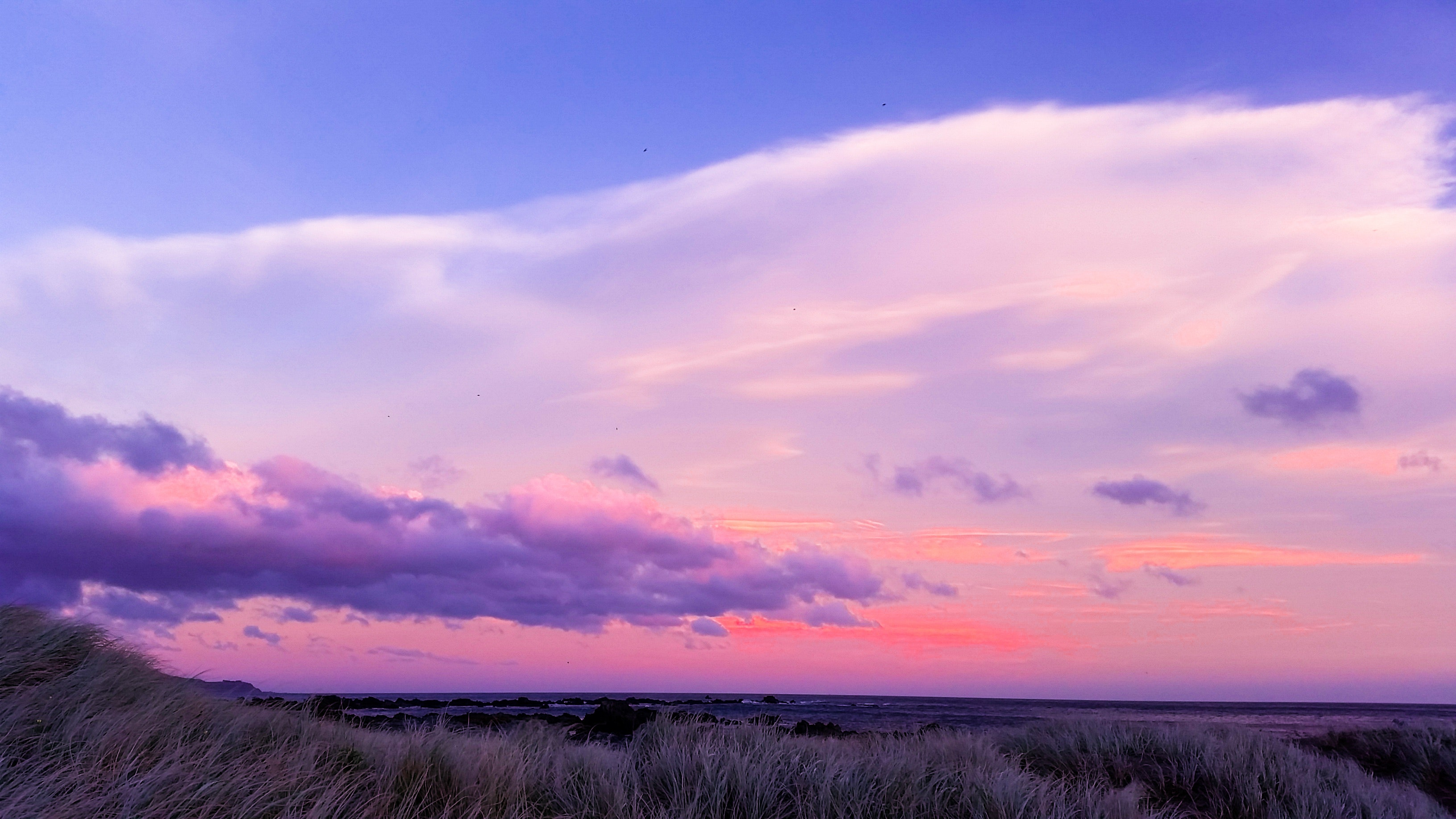 Cloudy Sky Evening Sky 4k Hd Nature 4k Wallpapers Images