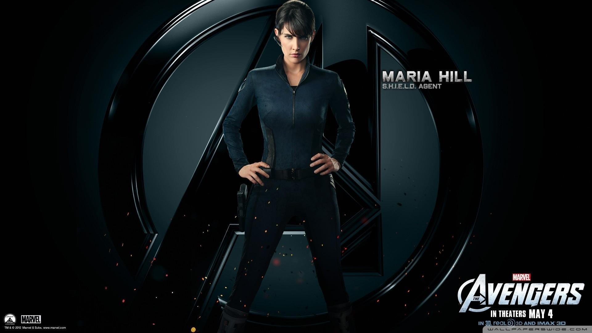Cobie Smulders Avengers