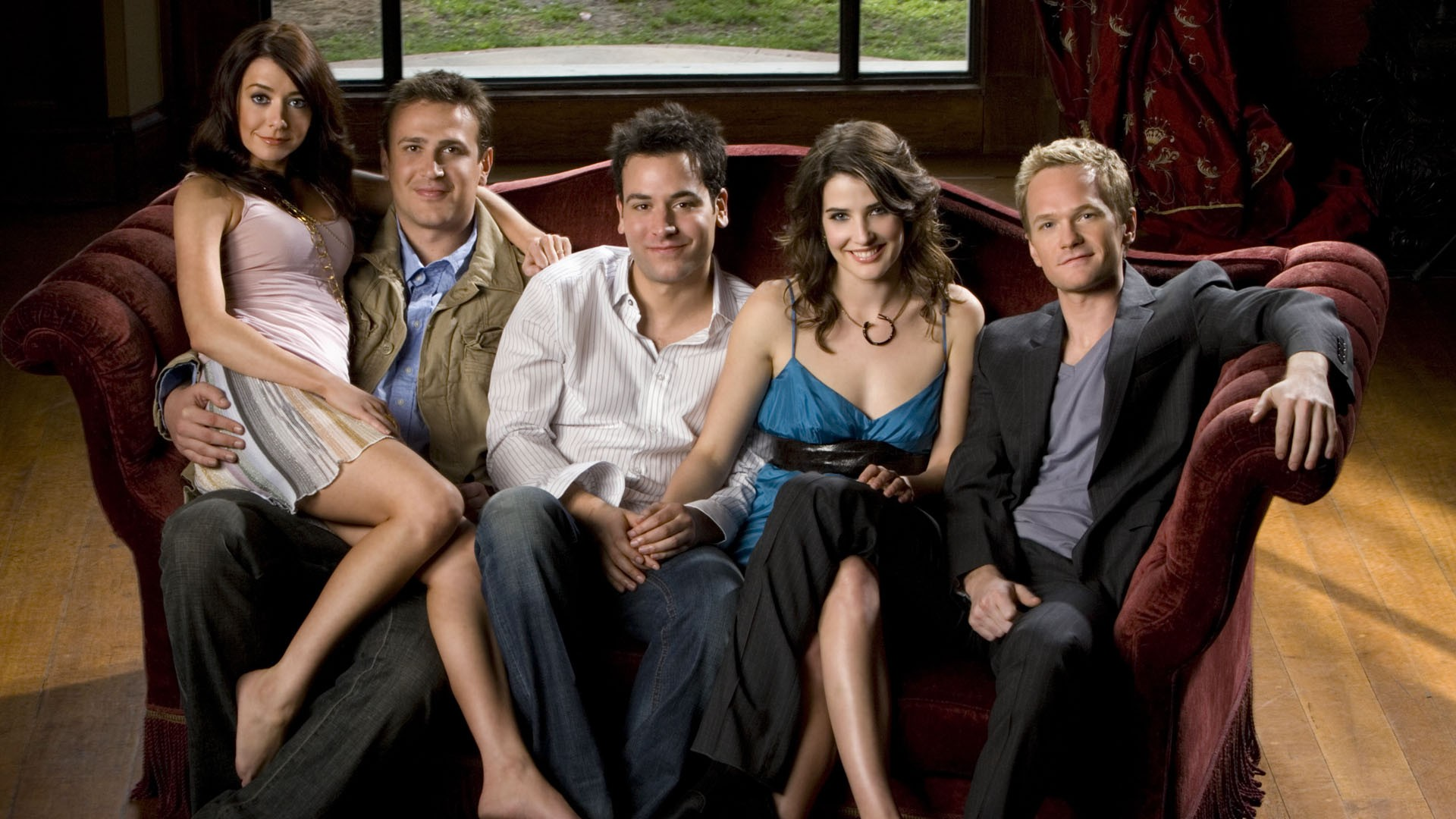 Cobie Smulders In How I Met Your Mother 2