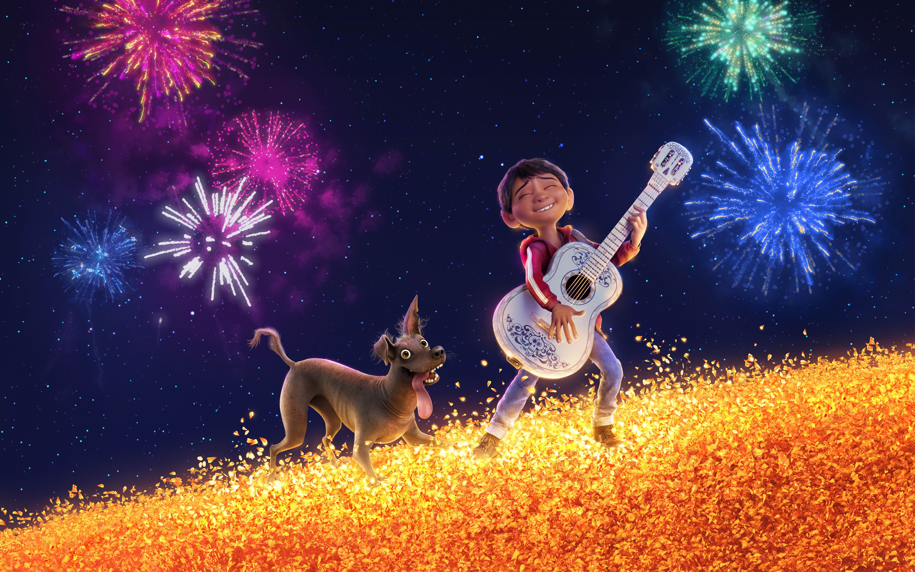 Coco 4k, HD Movies, 4k Wallpapers, Images, Backgrounds ...