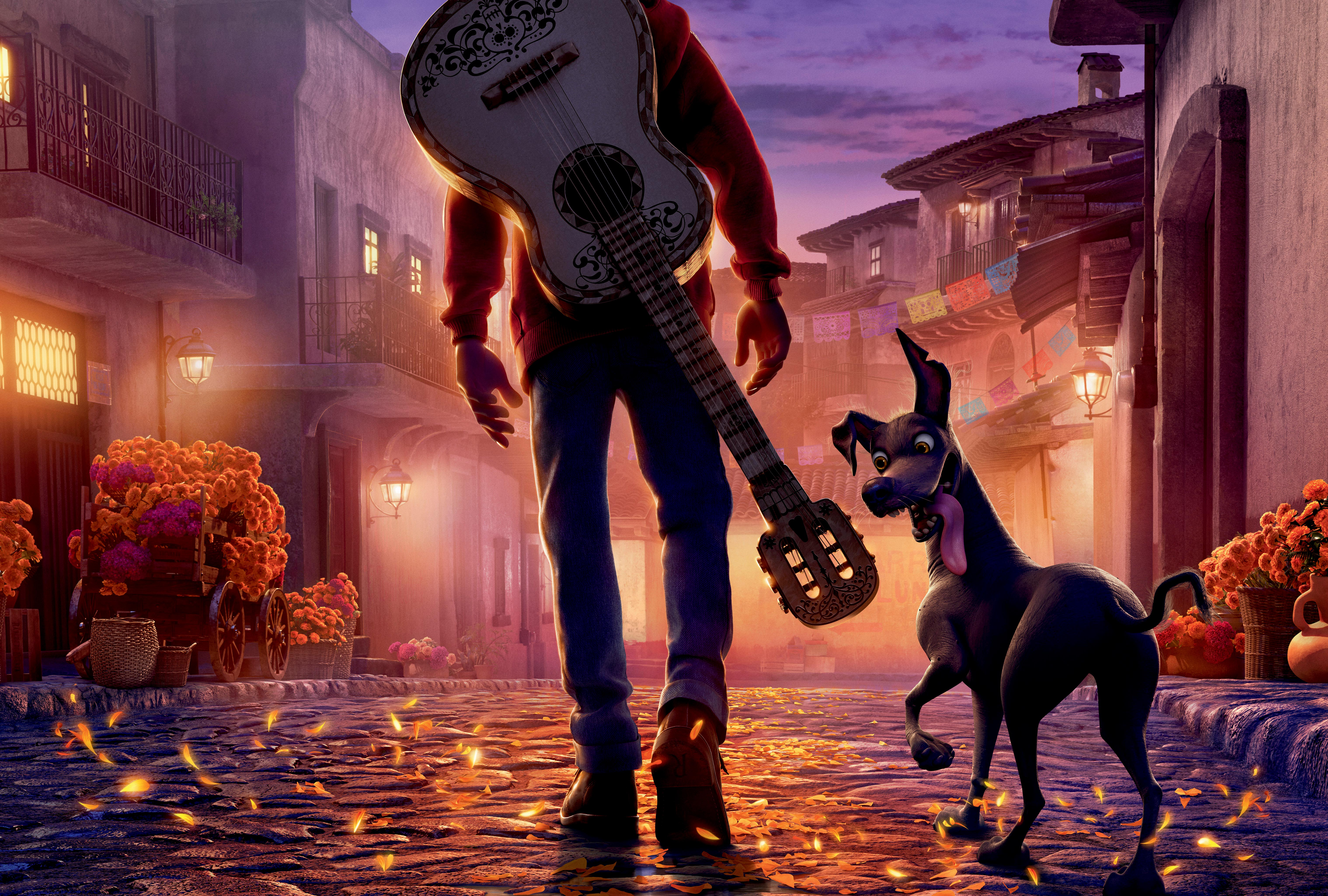 Coco 5k Hd Movies 4k Wallpapers Images Backgrounds