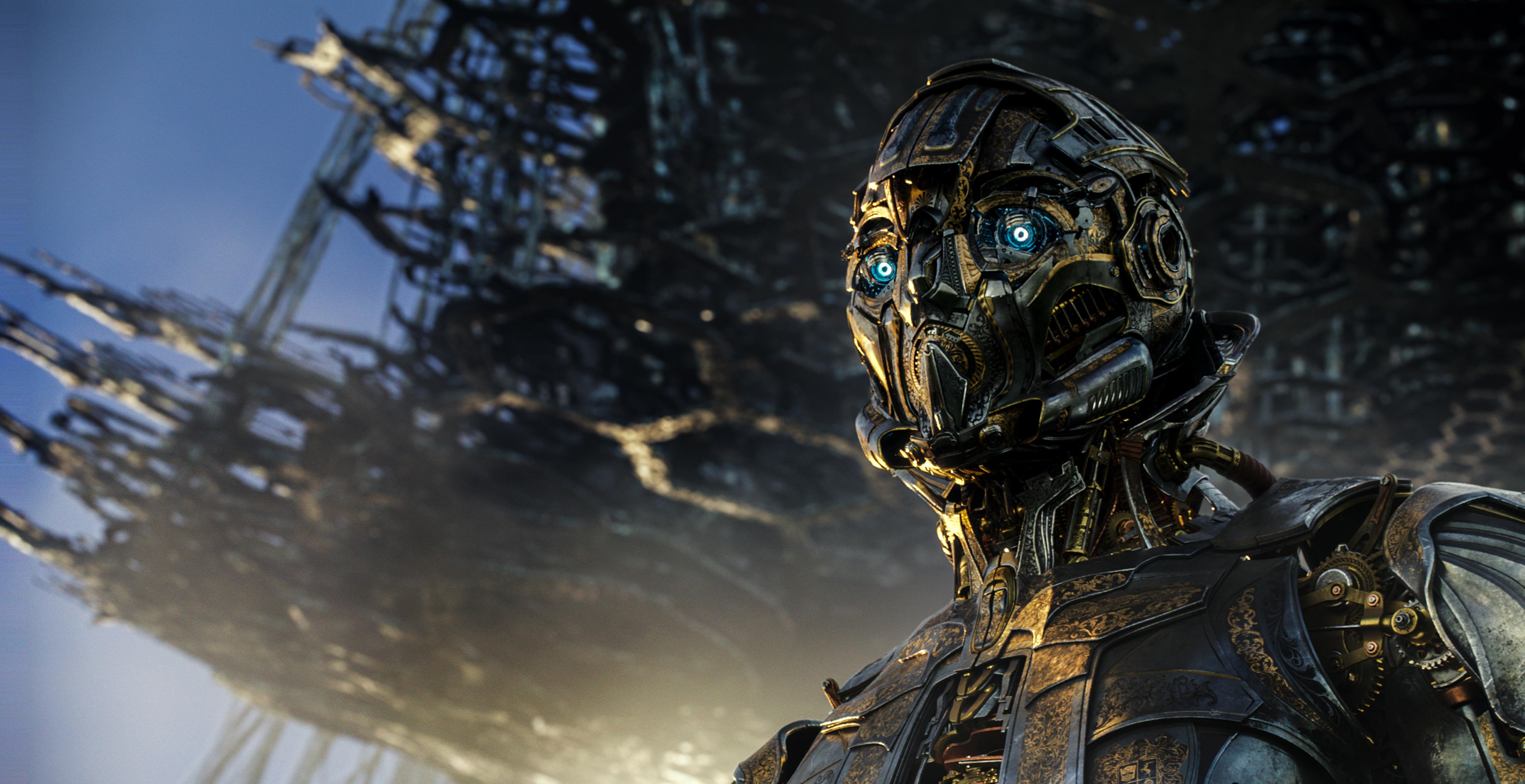 Cogman In Transformers The Last Knight, HD Movies, 4k
