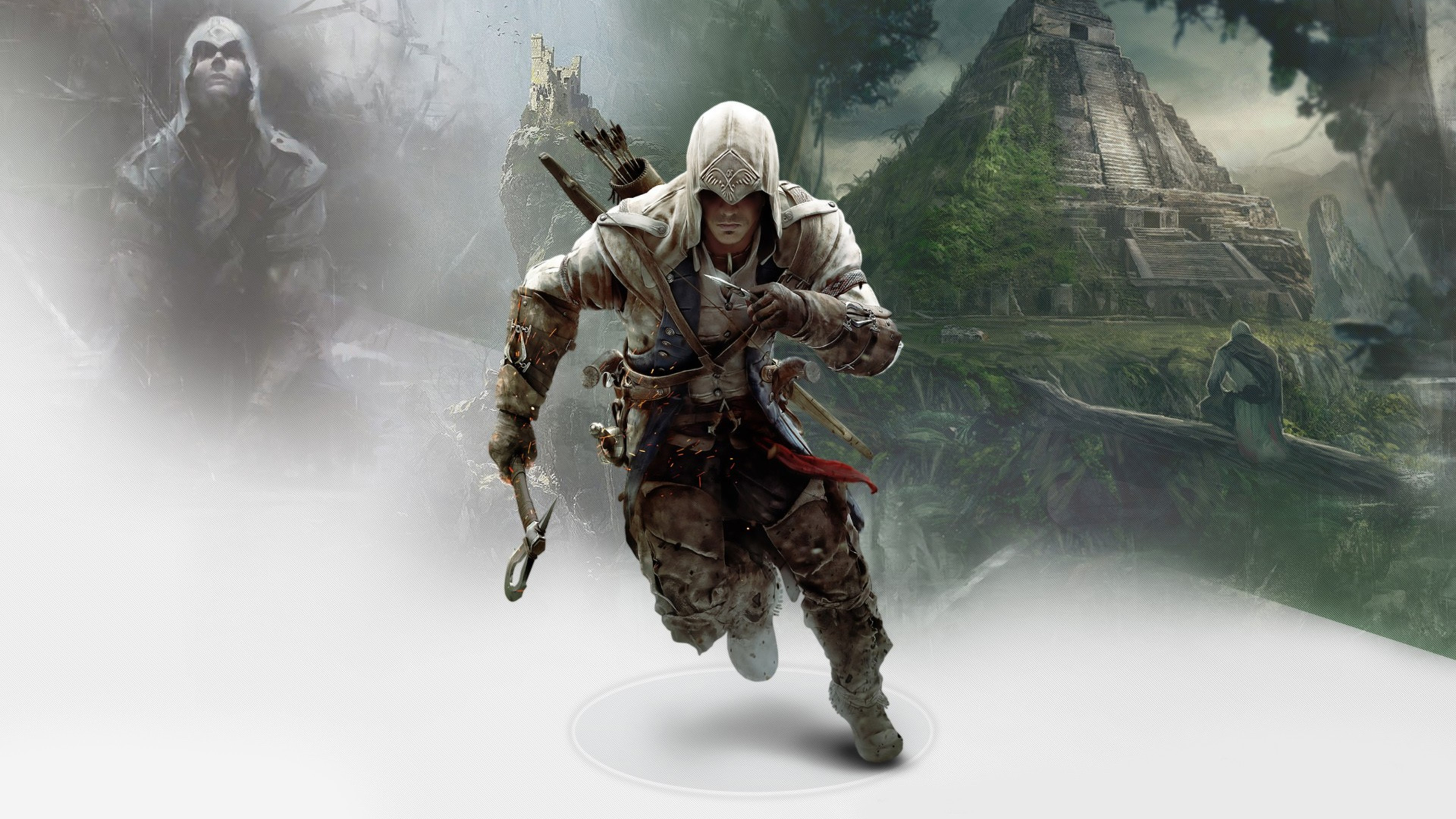 540x960 Connor In Assassins Creed 3 540x960 Resolution Hd 4k