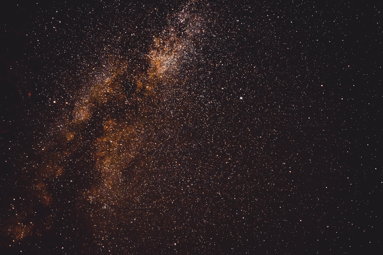 Space Universe Stars Milky Way Wallpapers Hd Desktop: Constellation Milky Way Star Space Sky, HD Nature, 4k