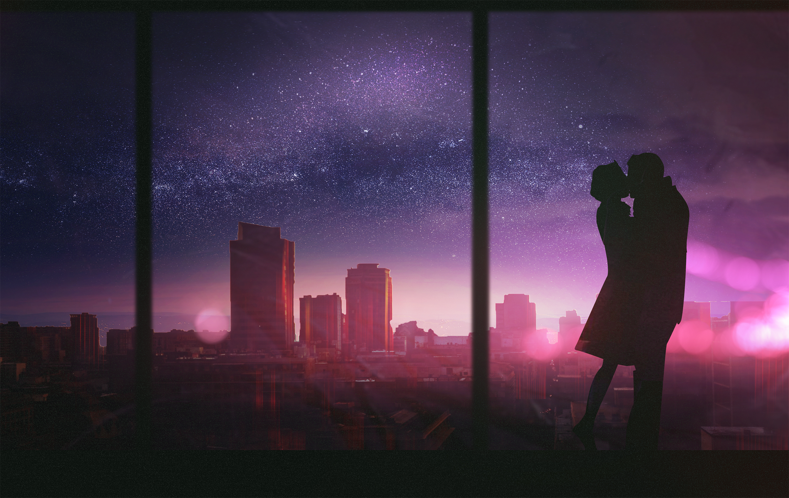 1152x864 Couple Romantic Kissing 1152x864 Resolution Hd 4k
