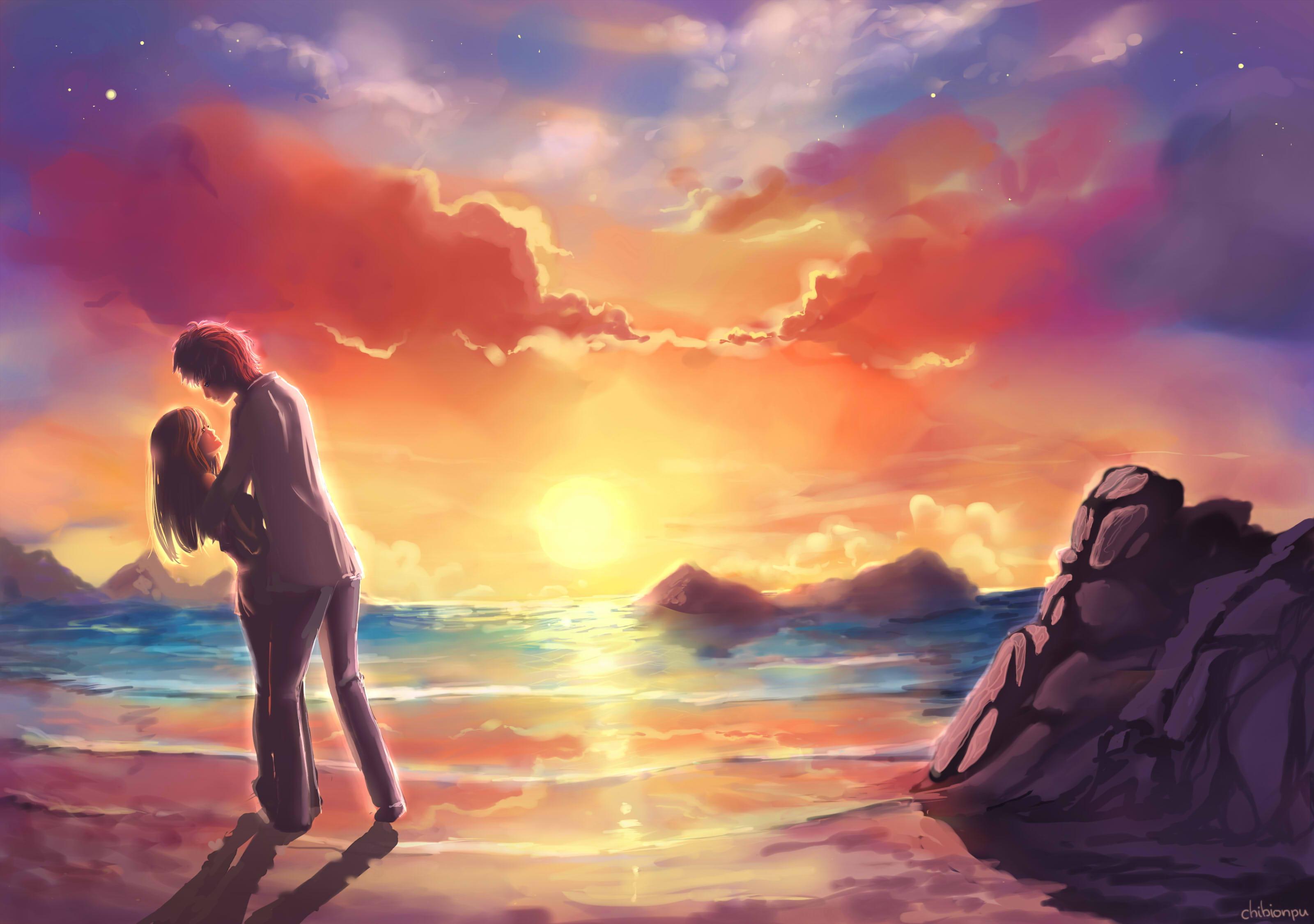Fondos De Pantalla Para Parejas: Couples Coast Love 4k, HD Love, 4k Wallpapers, Images