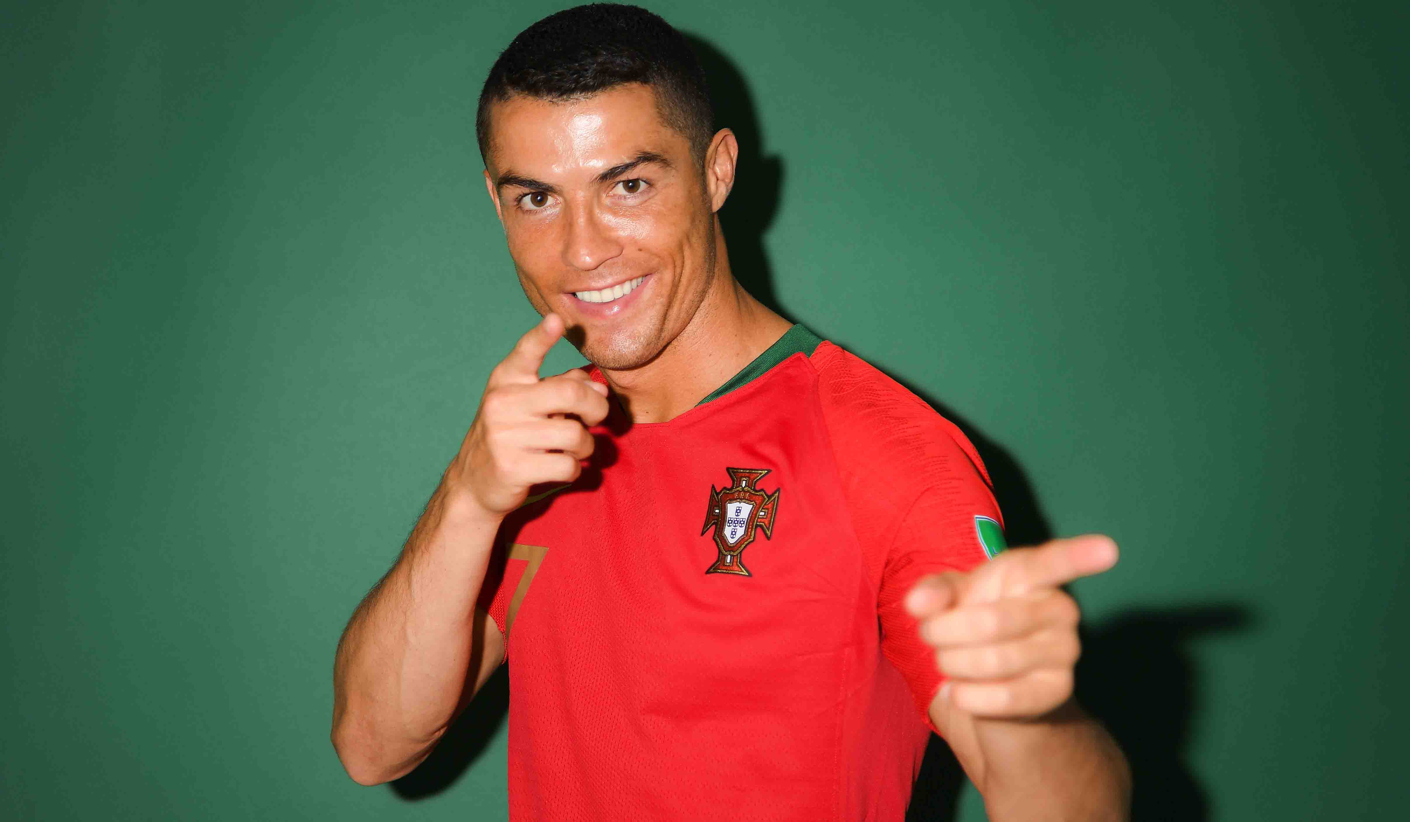 Cristiano Ronaldo Portugal Fifa World Cup 2018 Hd Sports