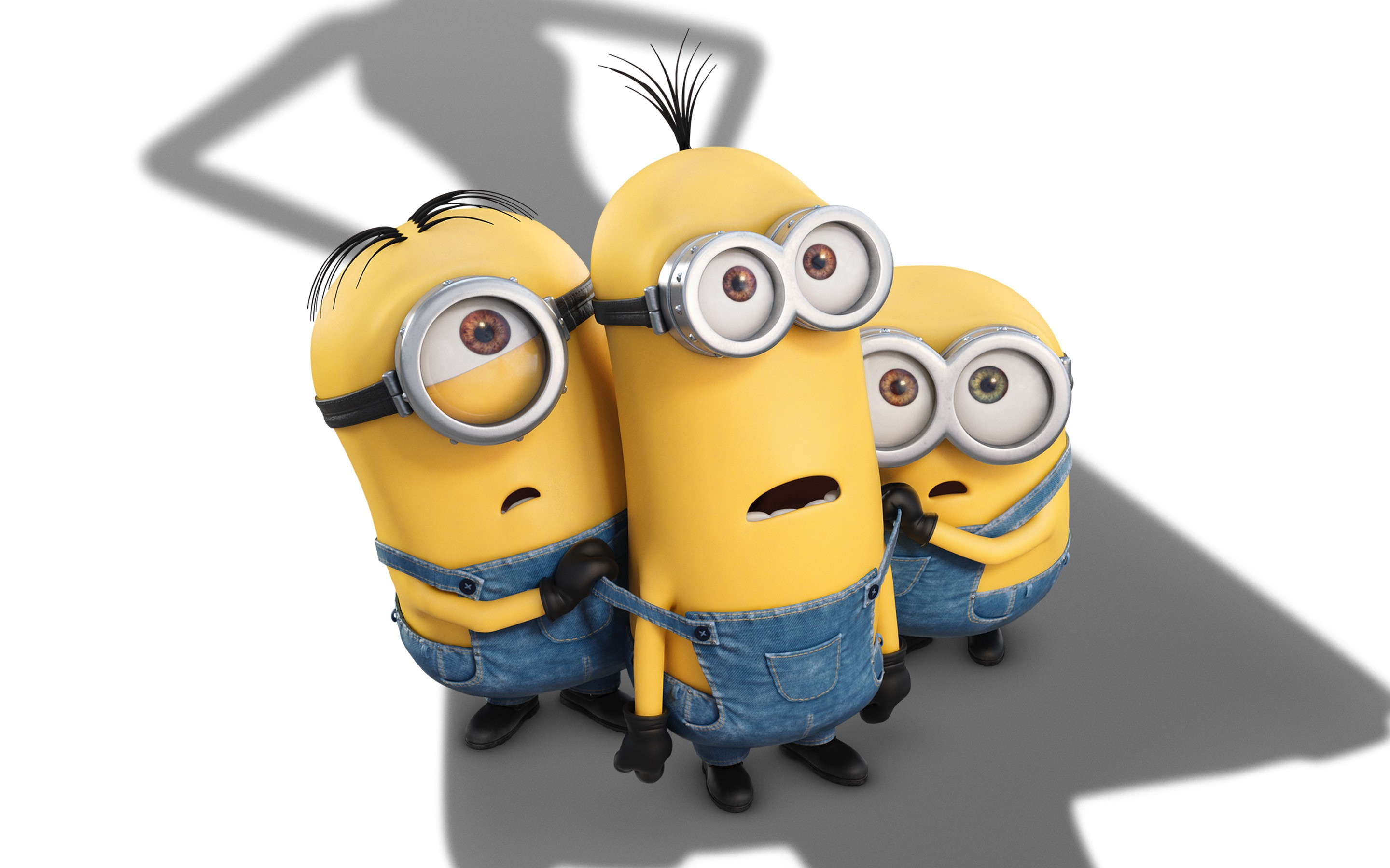 Minion wallpaper Cartoon wallpapers on We Heart