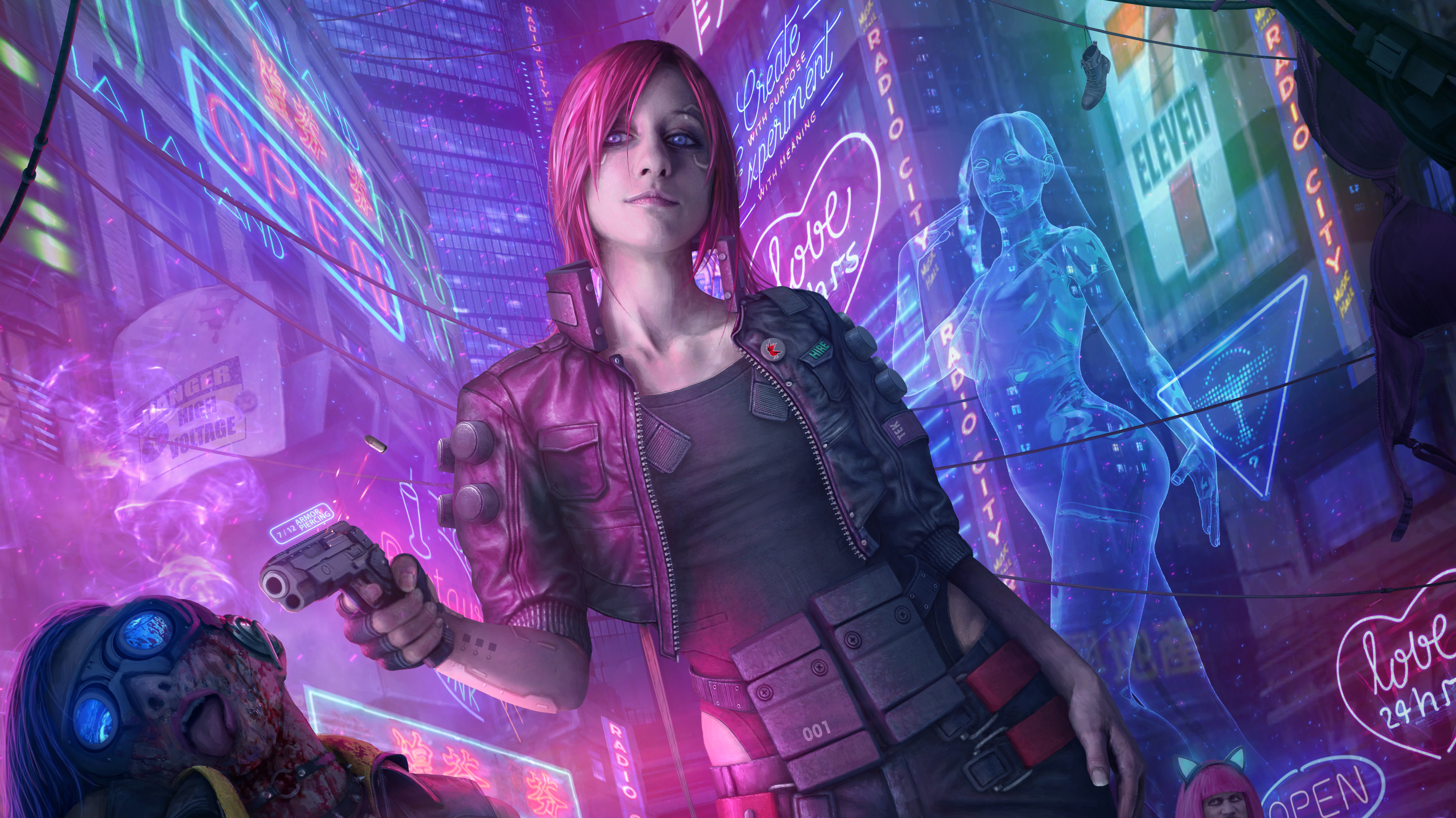 Cyberpunk 2077 Fanart 5k Hd Artist 4k Wallpapers Images