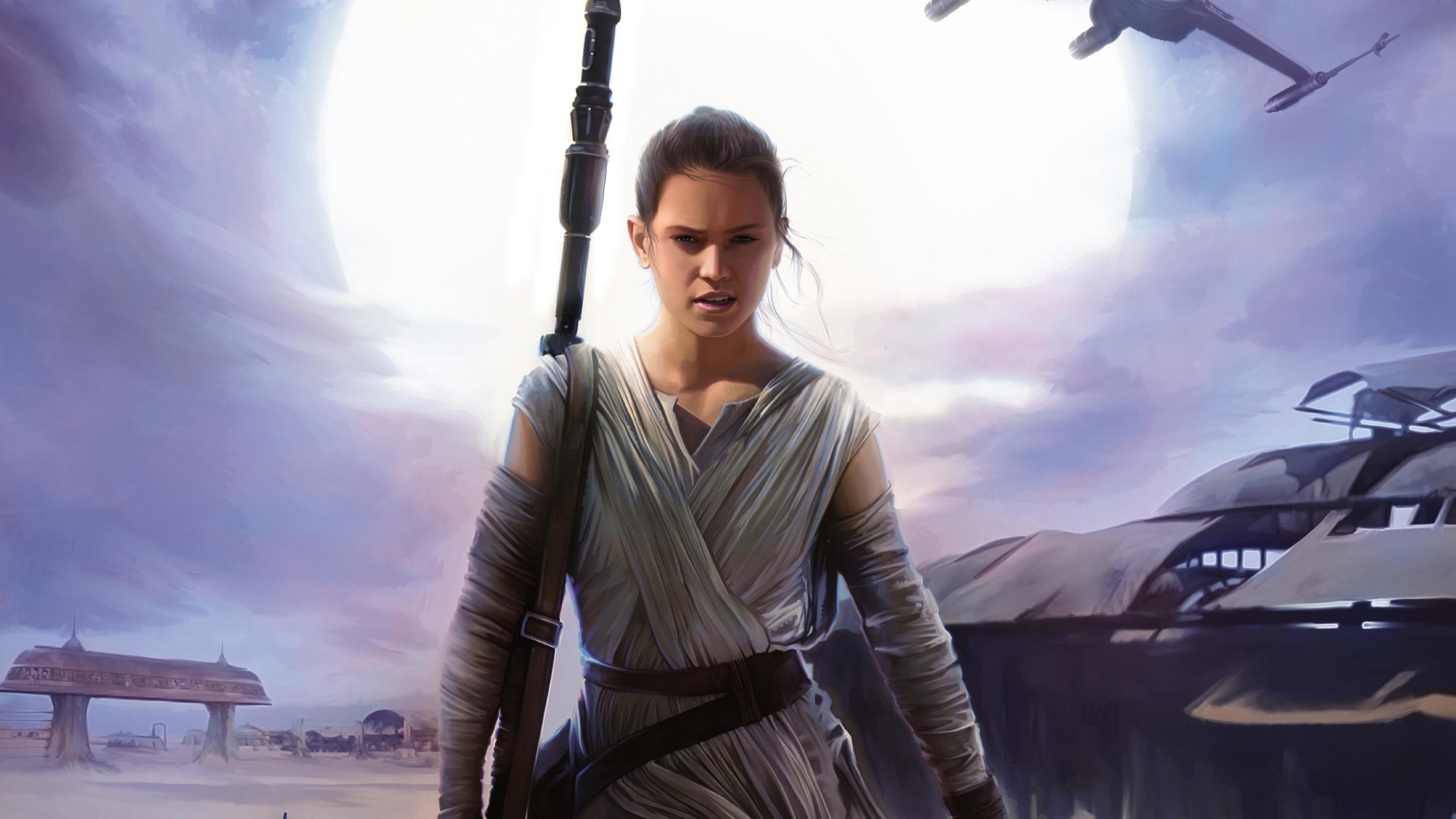 Daisy Ridley Star Wars Wallpaper: 1080x1920 Daisy Ridley Star Wars The Force Awakens Iphone