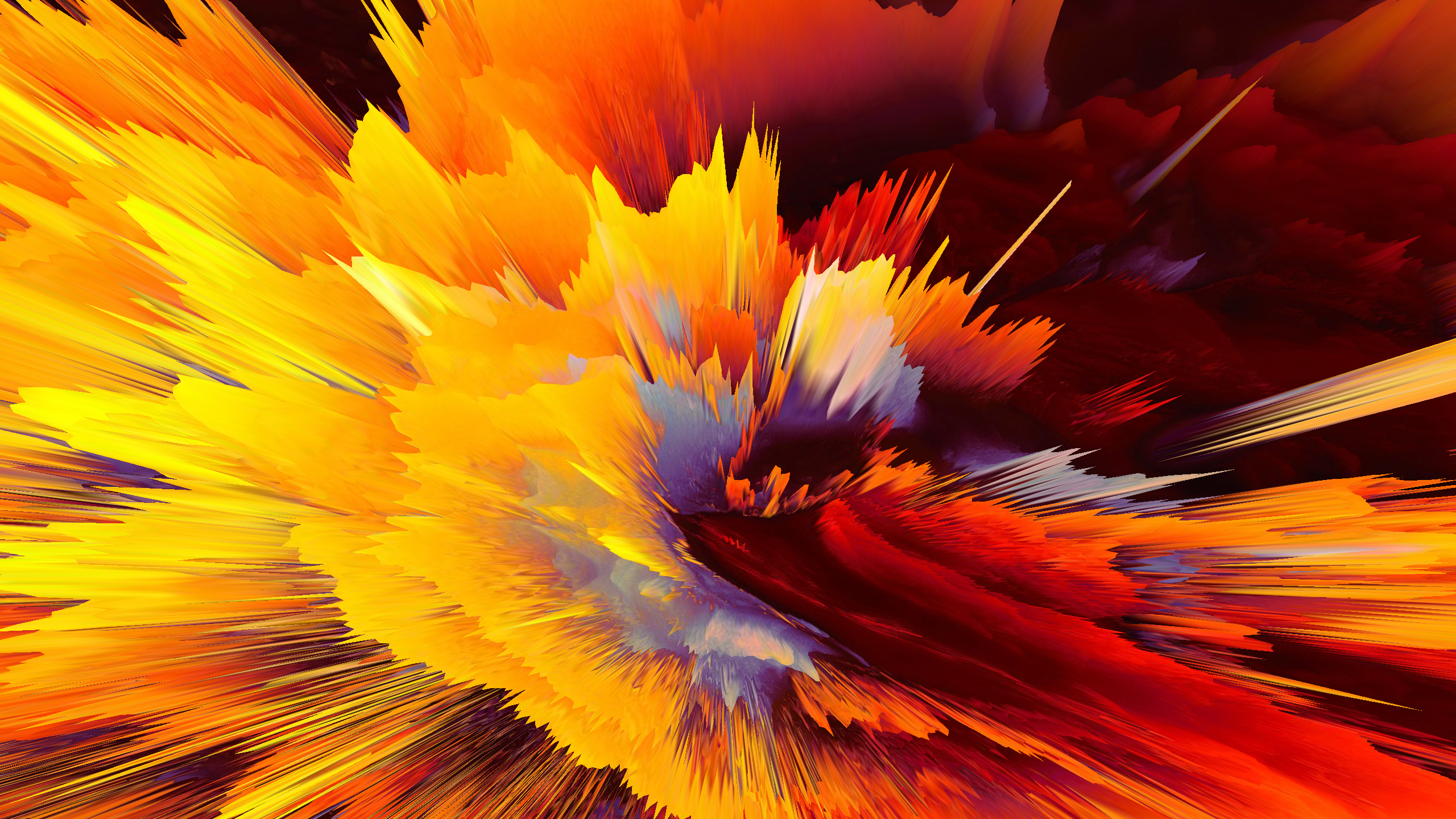 Damage Colors Abstract Hd Abstract 4k Wallpapers Images