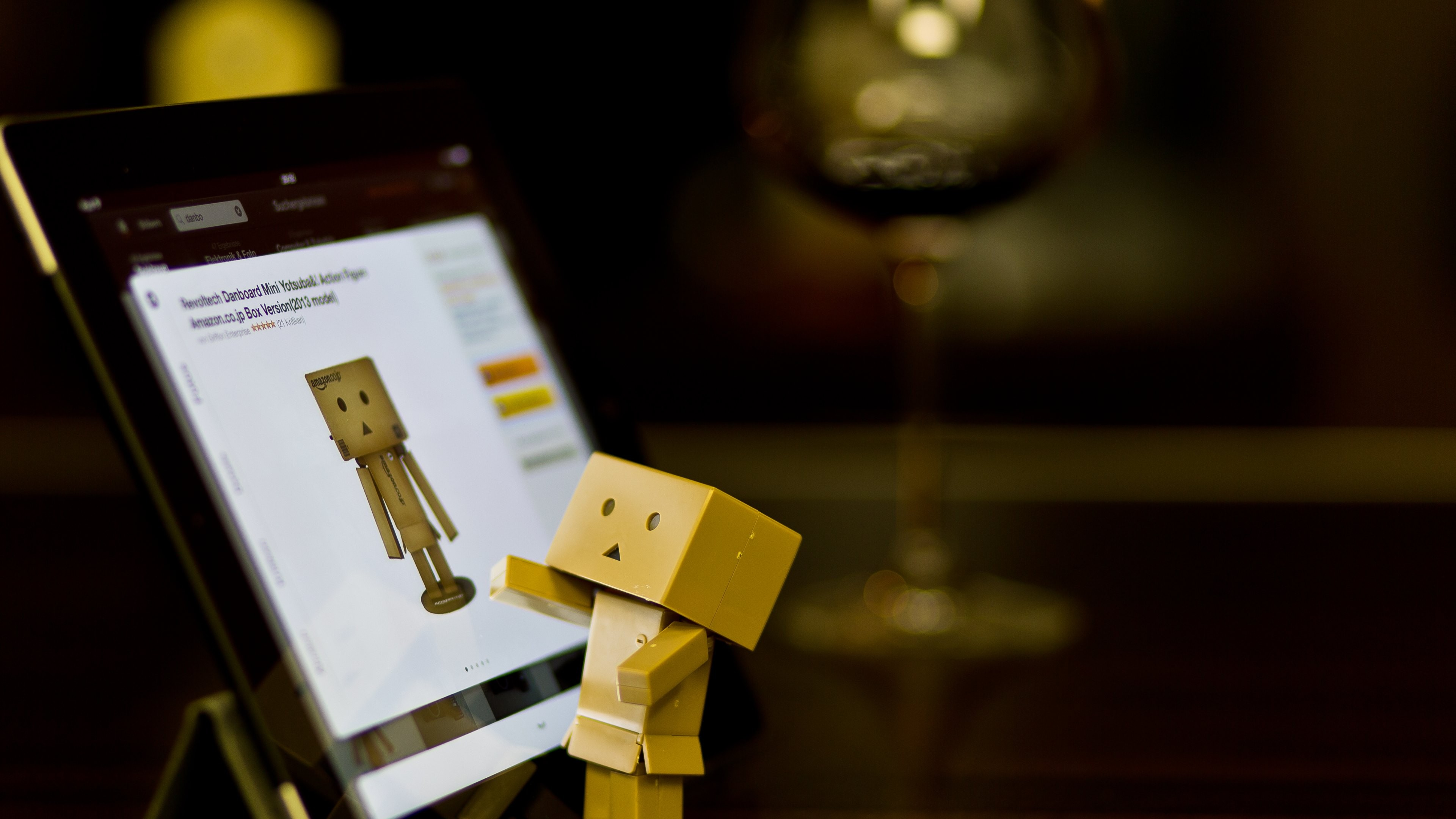 Danbo amazon hd cute 4k wallpapers images backgrounds for Amazon wallpaper