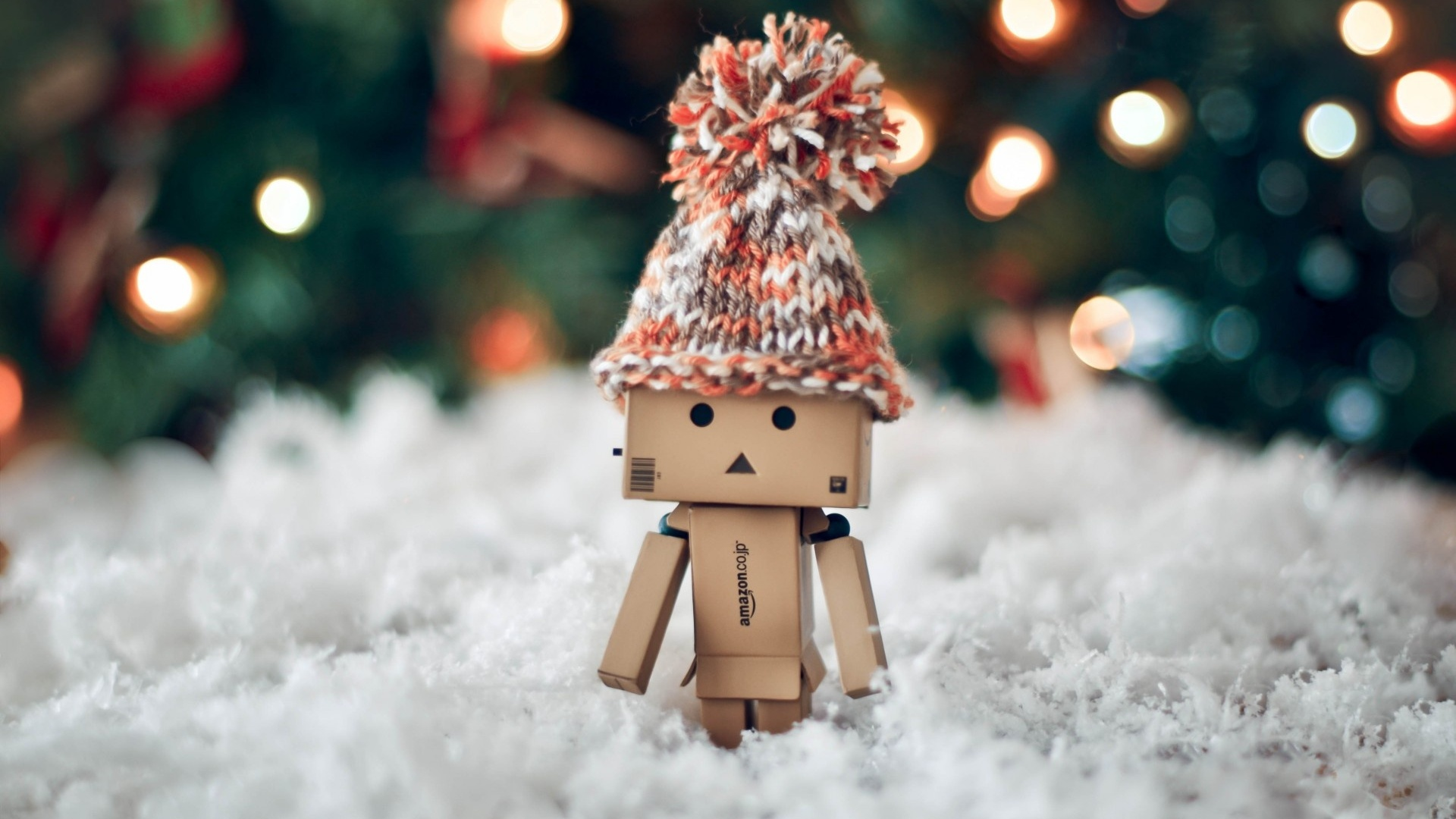 Danbo Christmas, HD Cute, 4k Wallpapers, Images ...