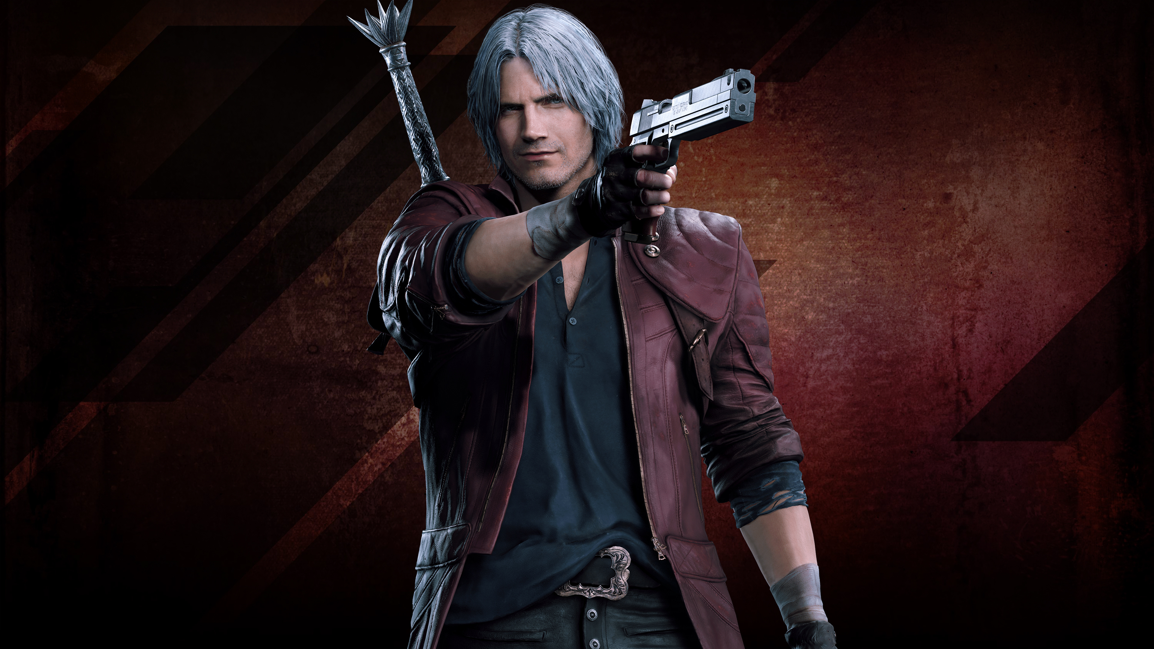 Devil May Cry 5 Wallpaper: Dante Devil May Cry 4k, HD Games, 4k Wallpapers, Images