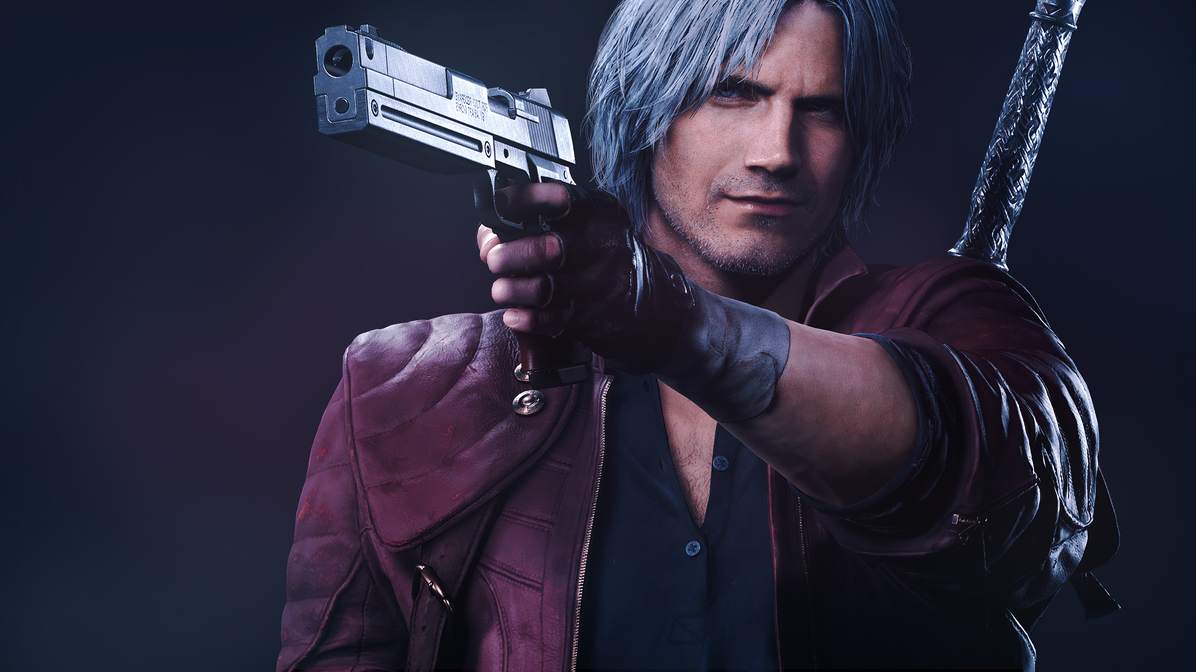Devil May Cry 5 Wallpaper: Dante Devil May Cry 5k, HD Games, 4k Wallpapers, Images