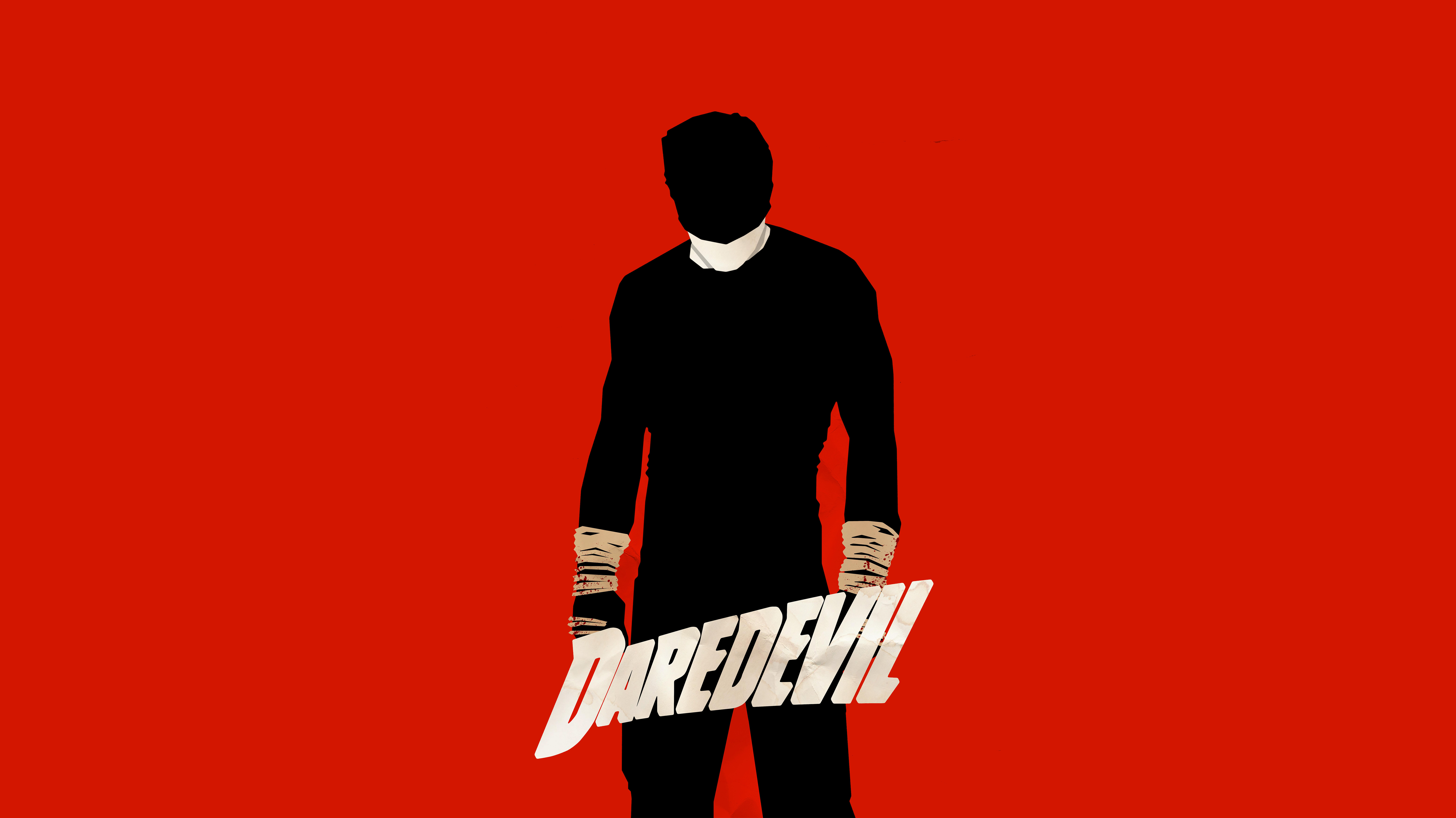 Daredevil Minimalism 8k Hd Tv Shows 4k Wallpapers Images