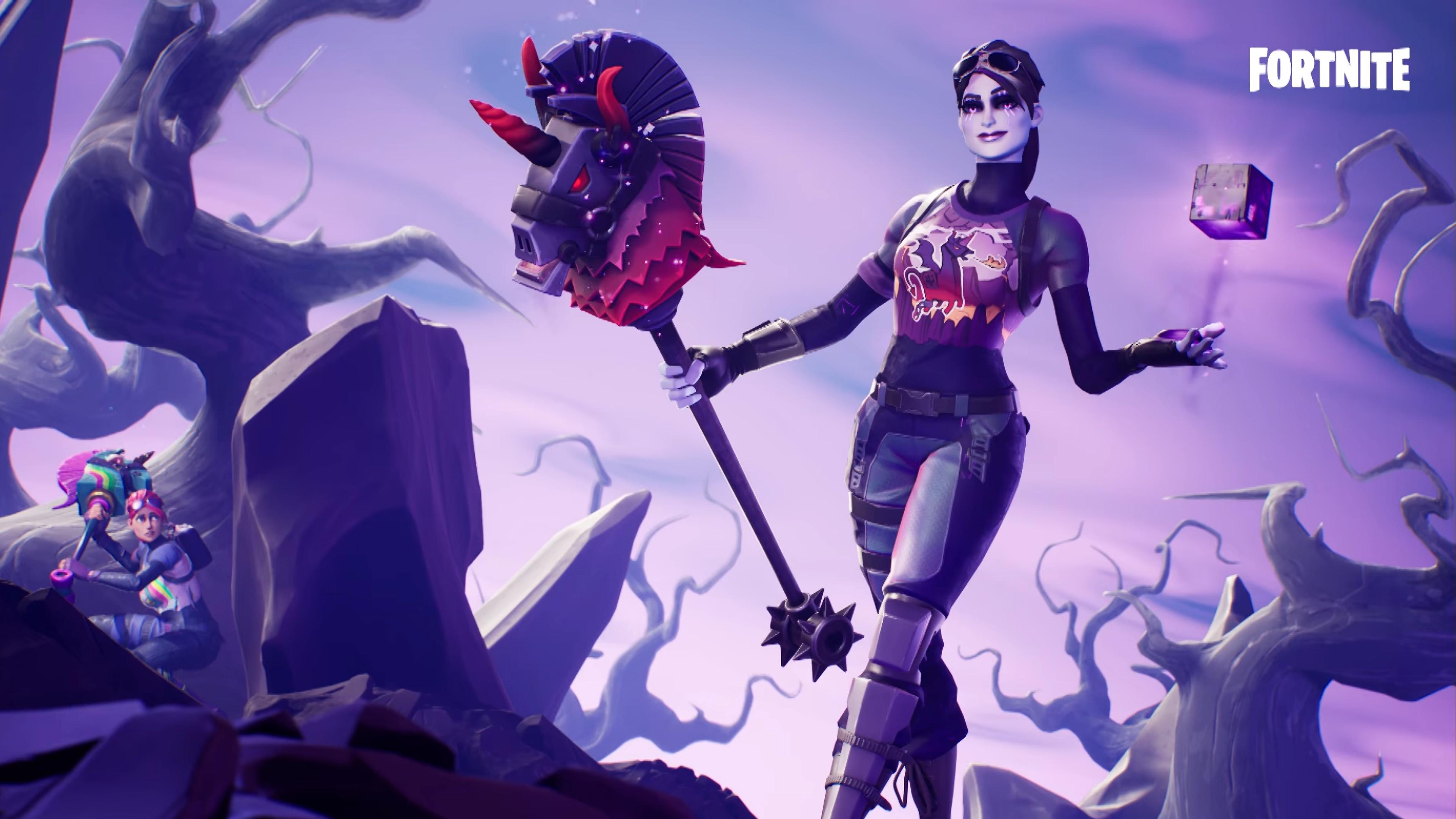 Dark Bomber Fortnite Season 6 4k Hd Games 4k Wallpapers Images