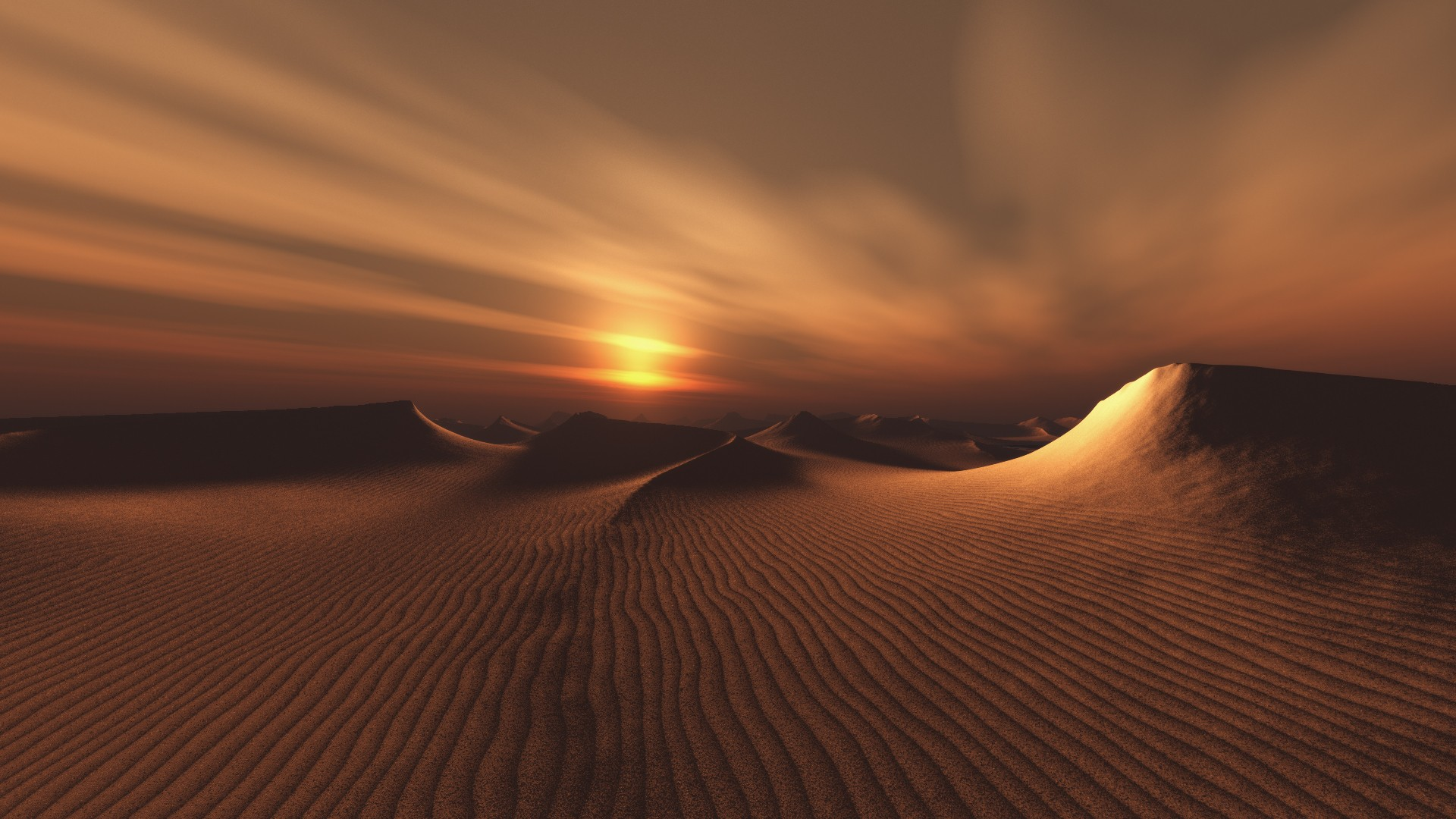 Dark Desert HD Nature 4k Wallpapers Images Backgrounds Photos