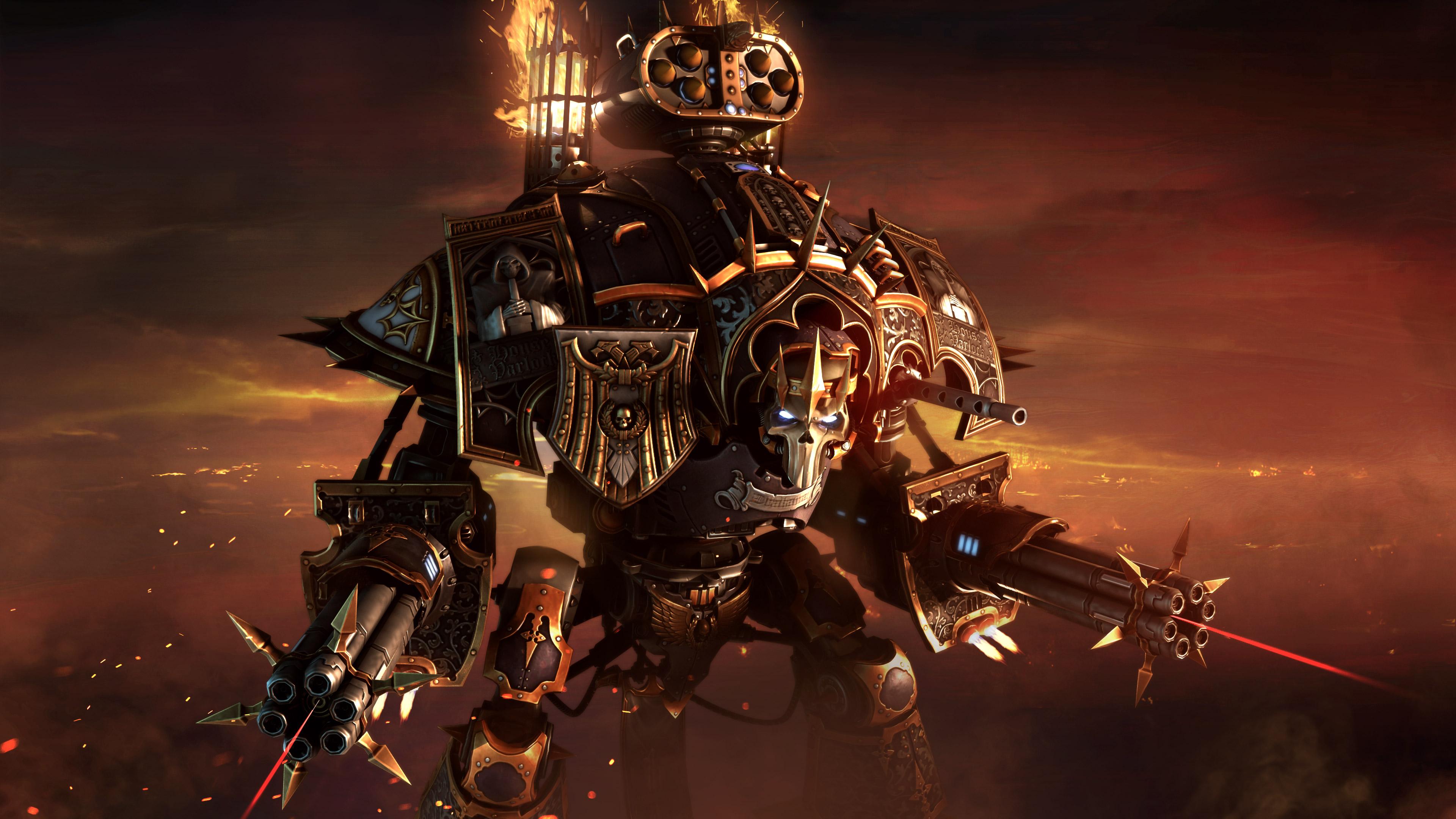 Dark Queen Lady Solaria Warhammer 40000 dawn of war III