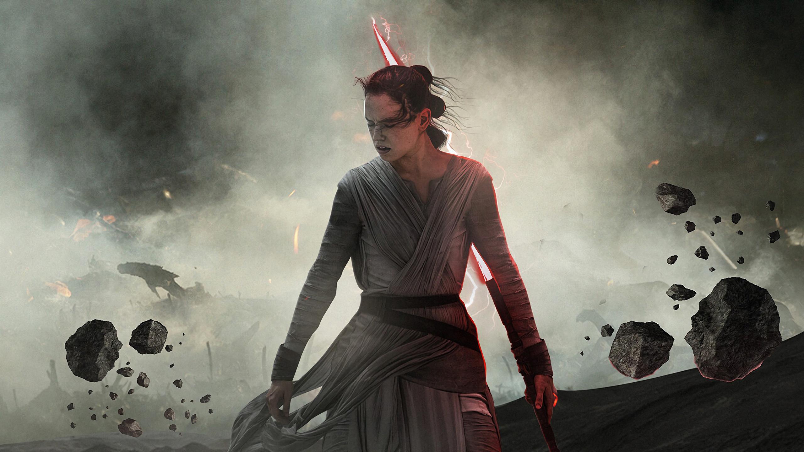 Rey Star Wars Wallpaper Rise Of Skywalker