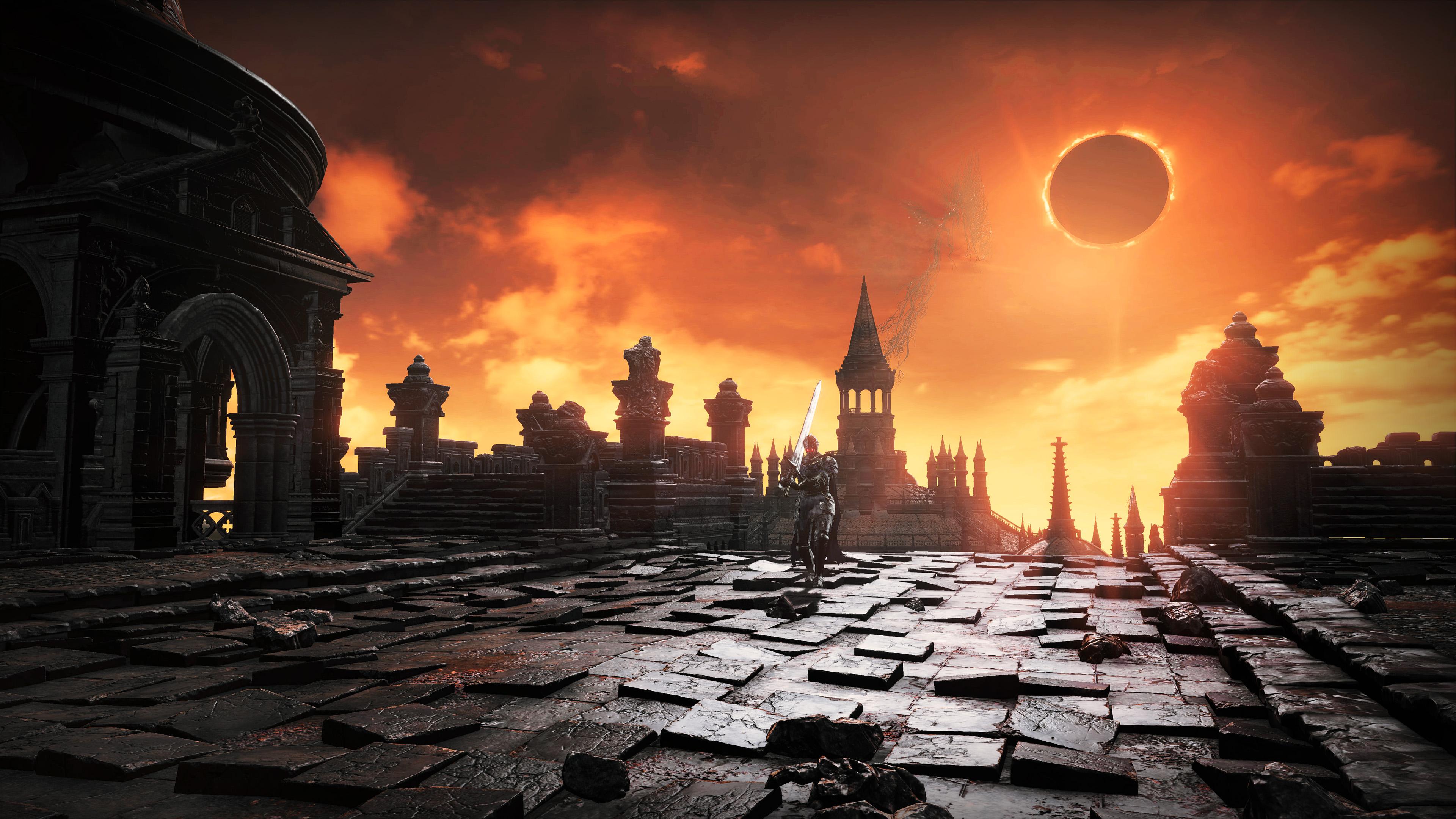 Dark Souls 3 4k Wallpaper: Dark Souls 3 4k, HD Games, 4k Wallpapers, Images