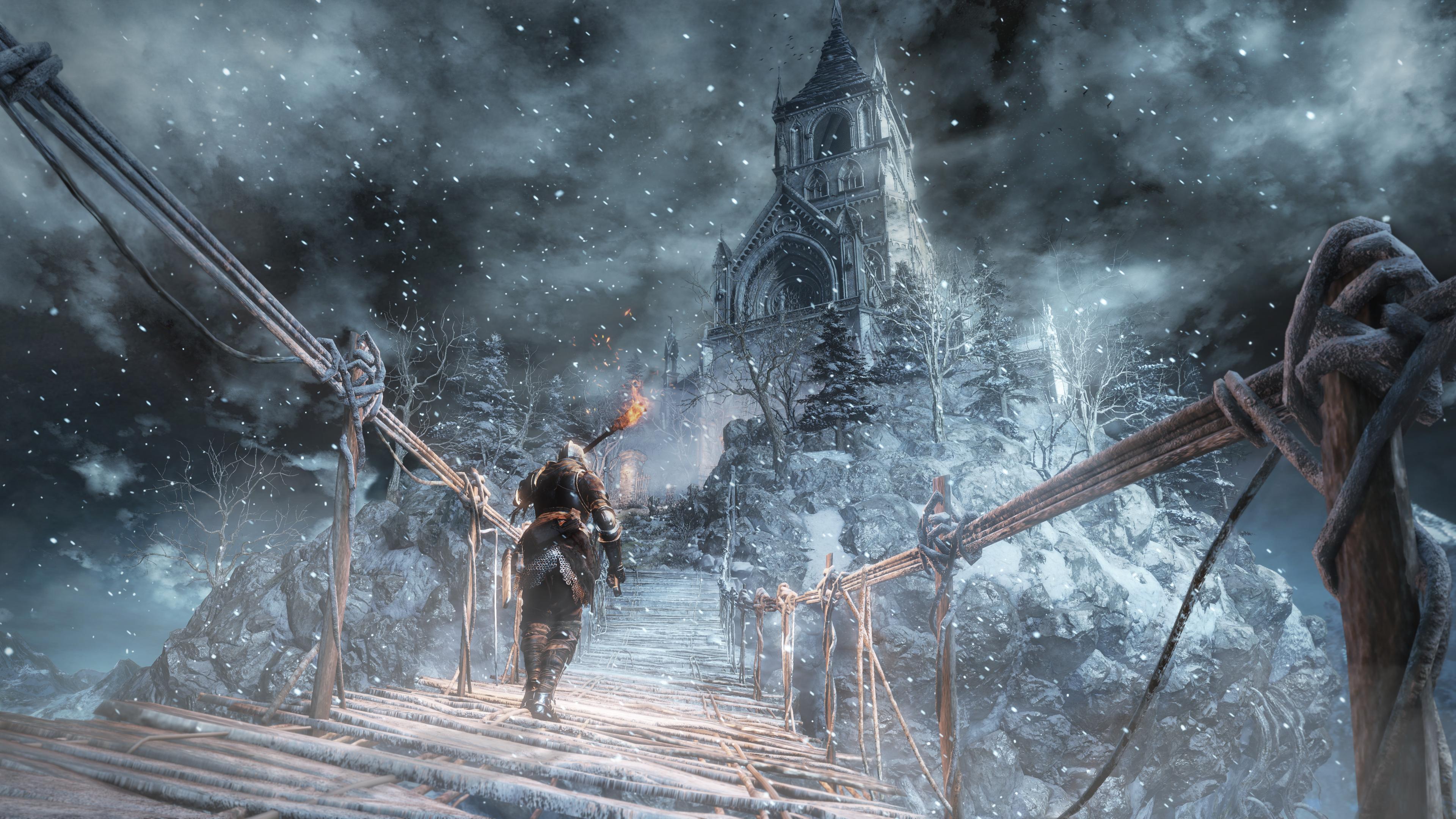 Dark Souls 3 4k Wallpaper: DARK SOULS 3 Ashes Of Ariandel, HD Games, 4k Wallpapers