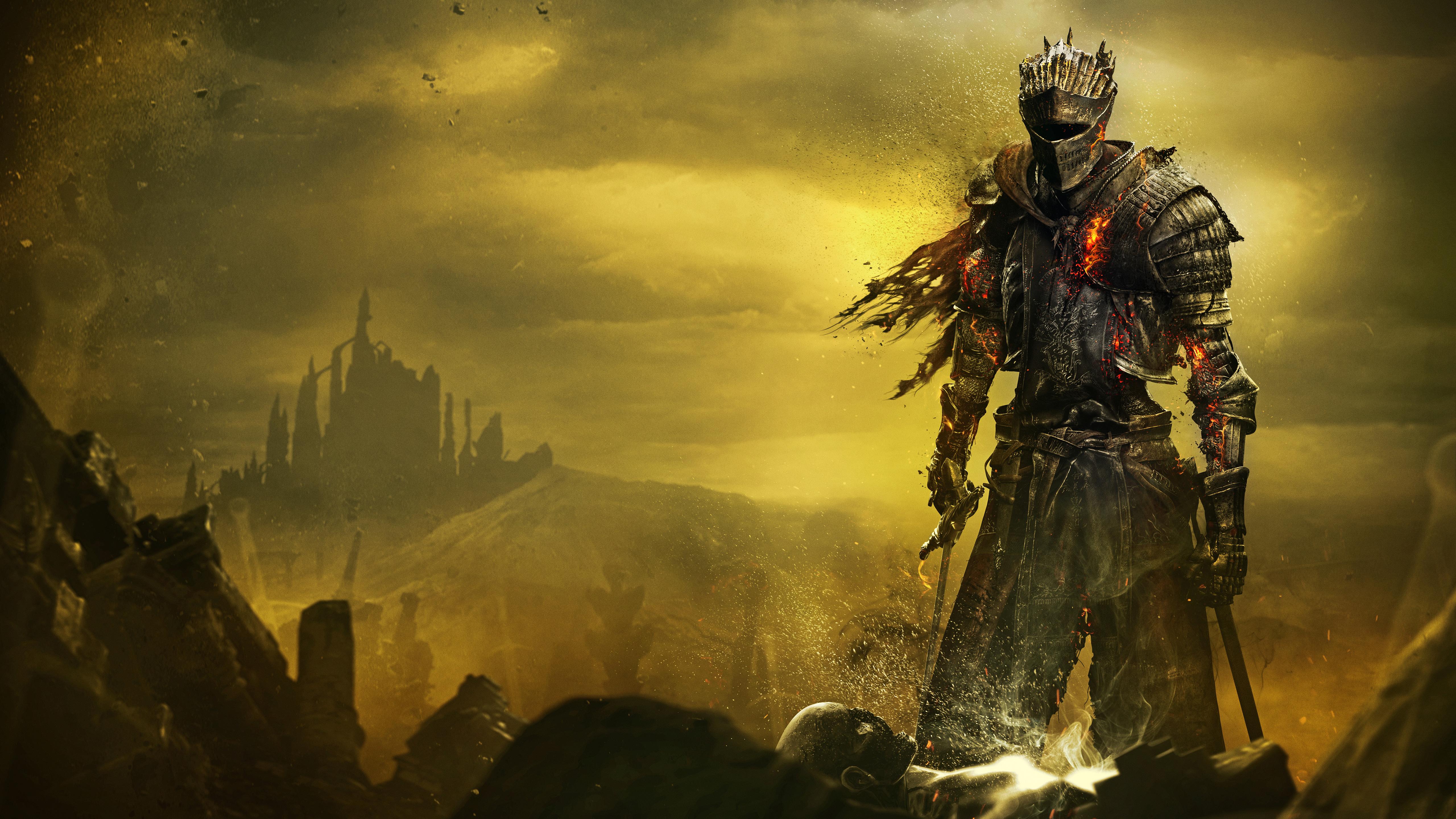 Dark Souls 3 Cinder 5k