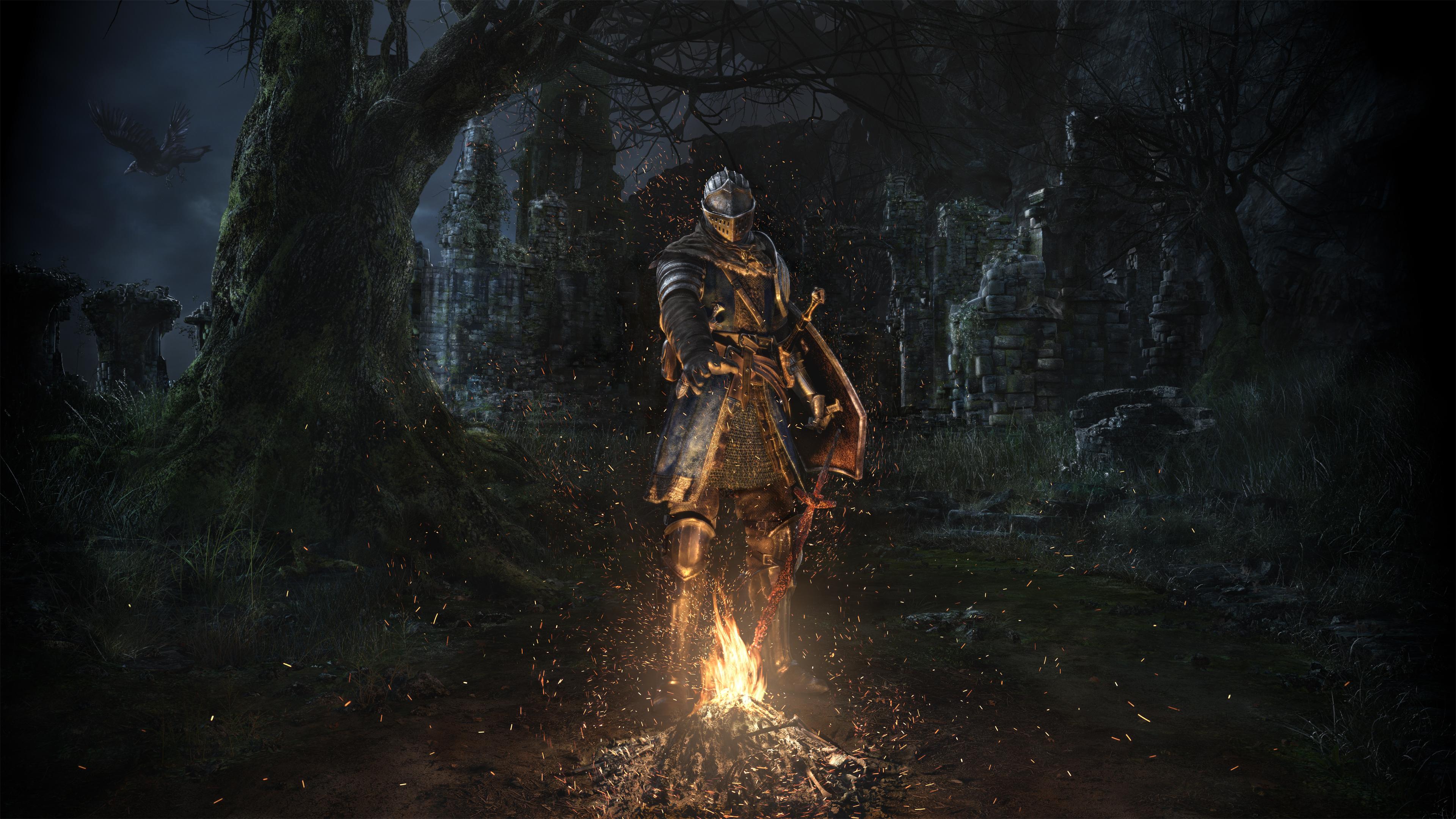 dark souls remastered key art 4k hd games 4k wallpapers images