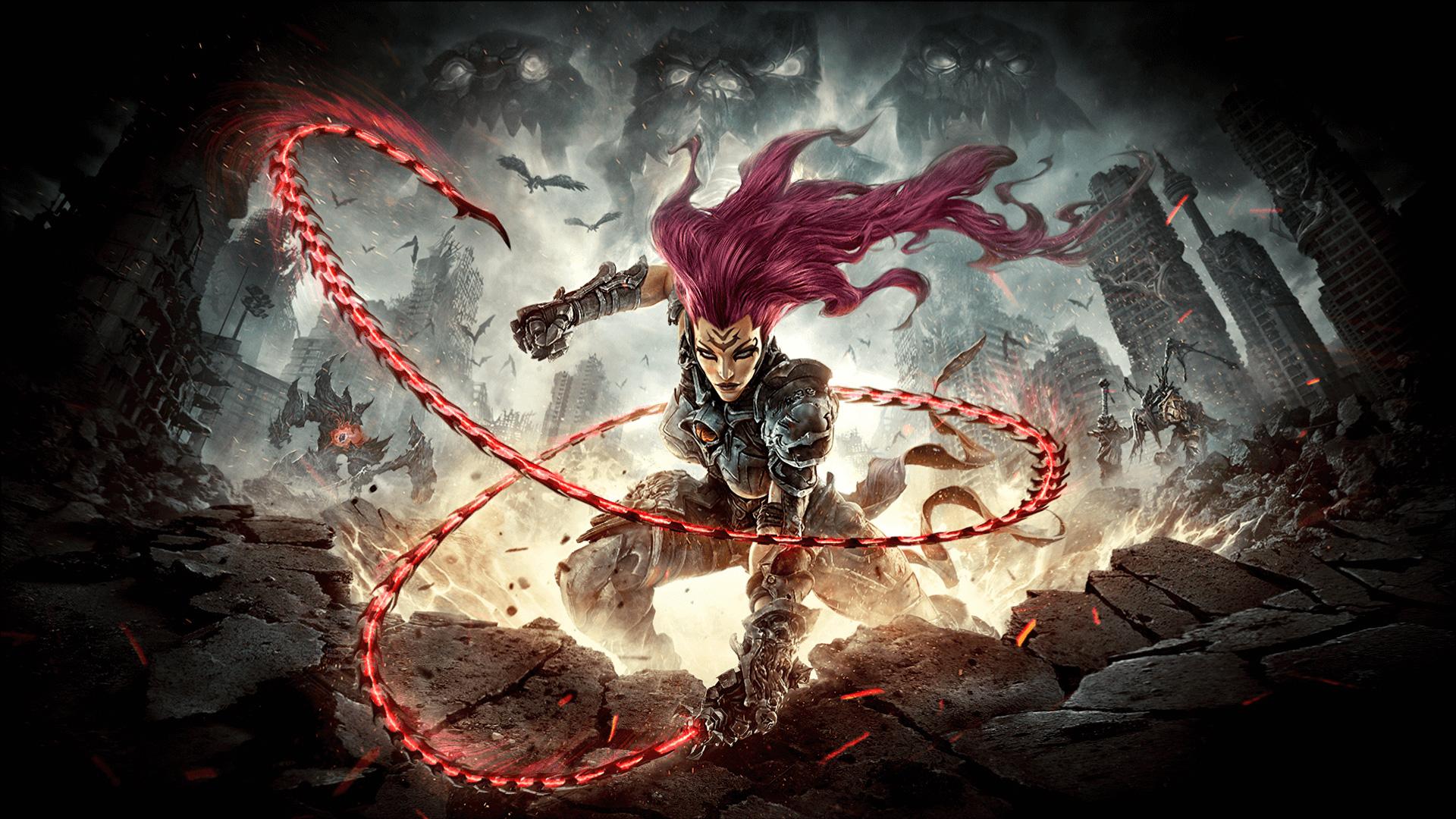 Darksiders Iii Fury Hd Games 4k Wallpapers Images Backgrounds