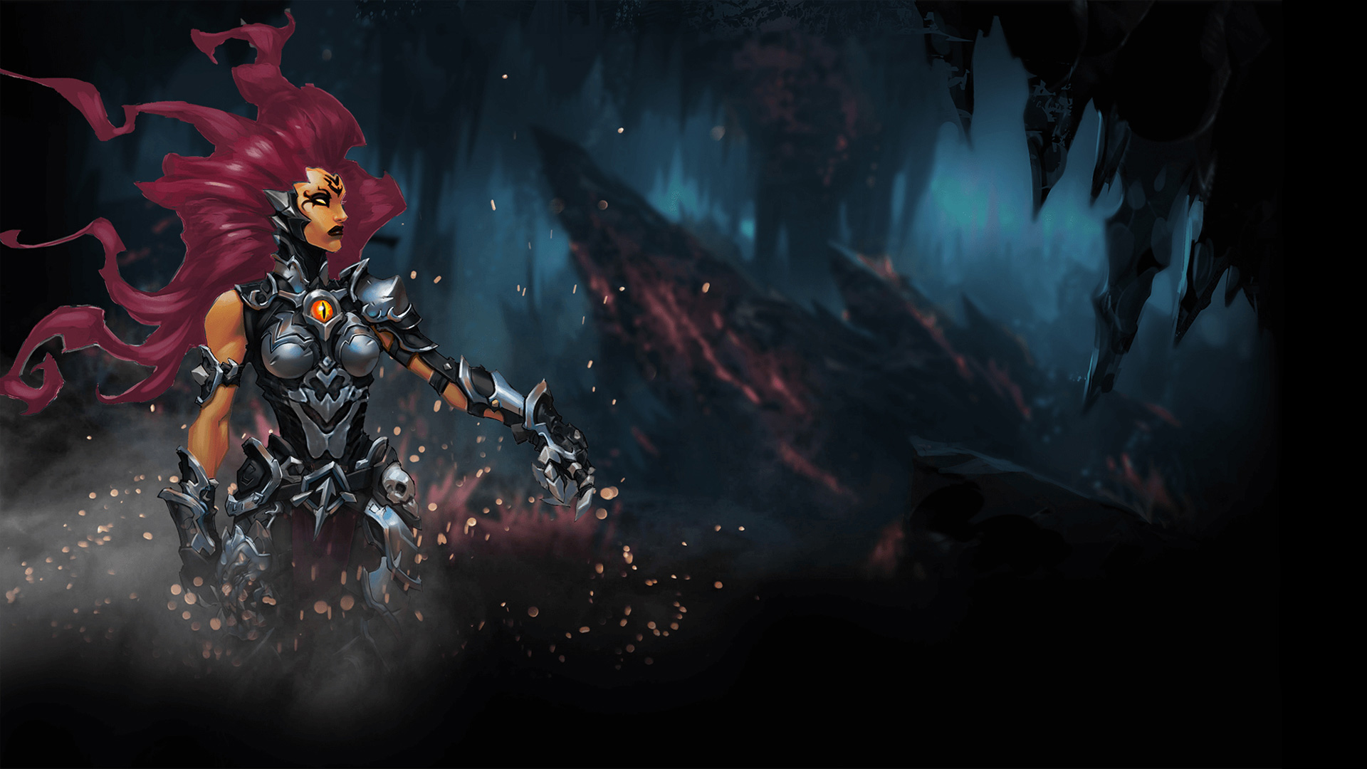 Darksiders iii hd games 4k wallpapers images - Darksiders 3 wallpaper ...