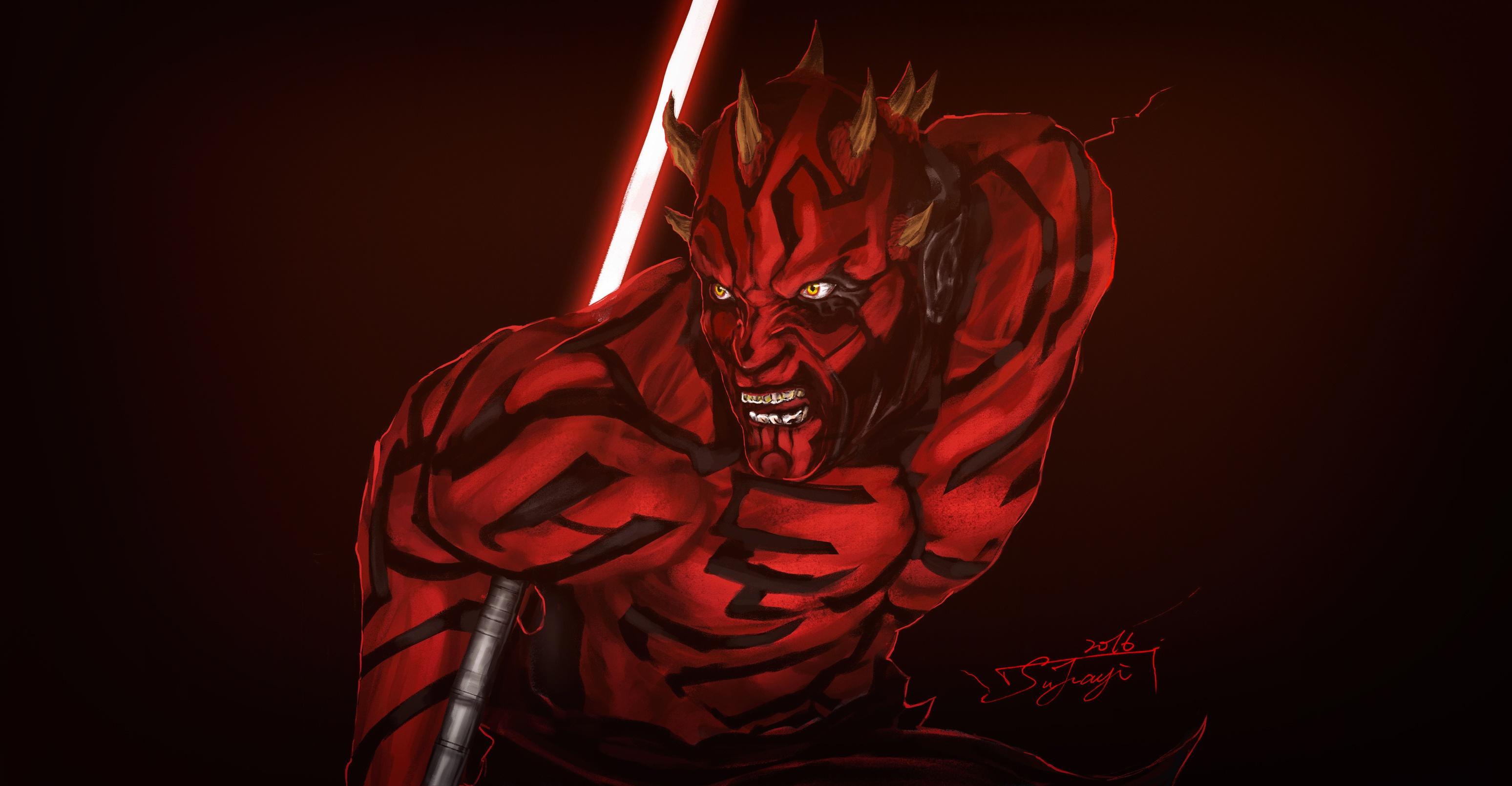 Darth Maul Star Wars
