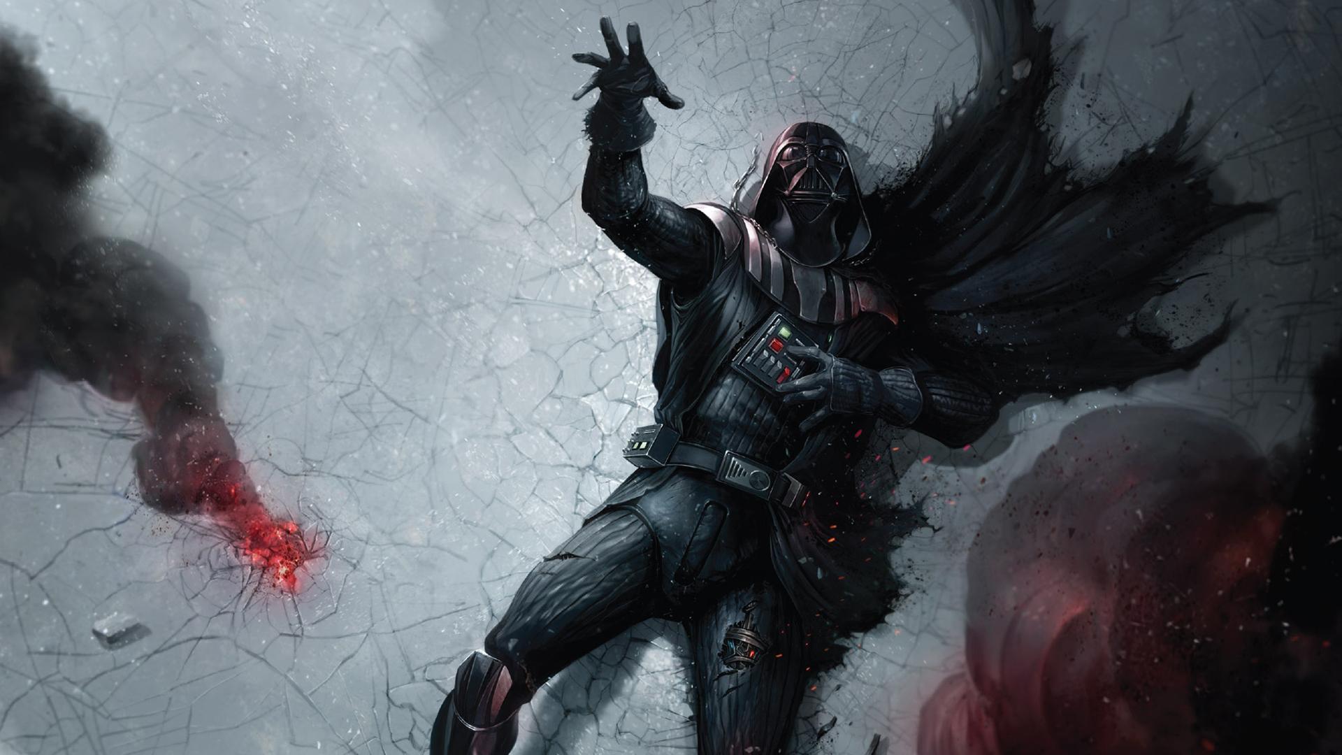 Darth Vader 2017 Comic Book Poster