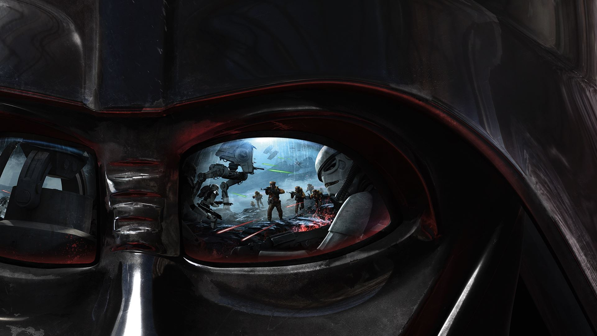 1366x768 Darth Vader Artwork 1366x768 Resolution HD 4k Wallpapers