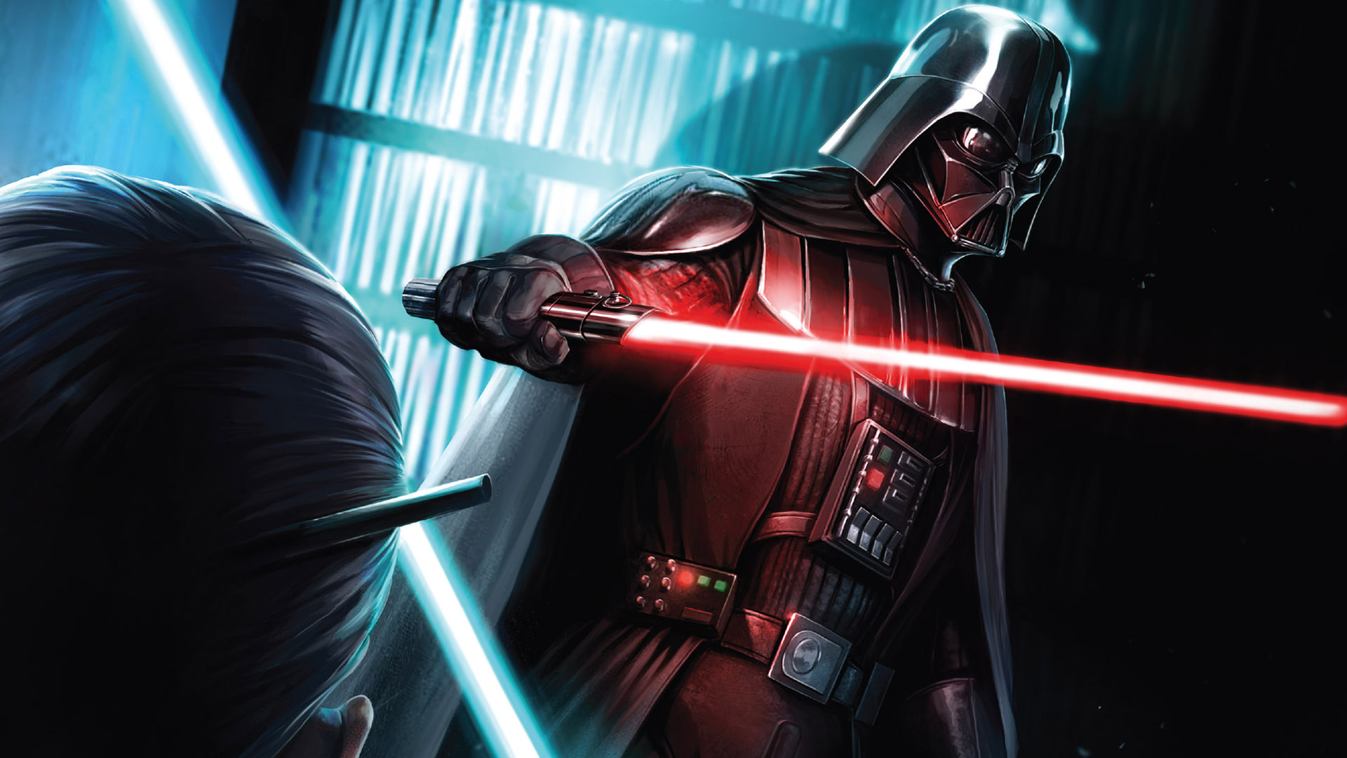 Darth Vader Lightsaber Hd Movies 4k Wallpapers Images