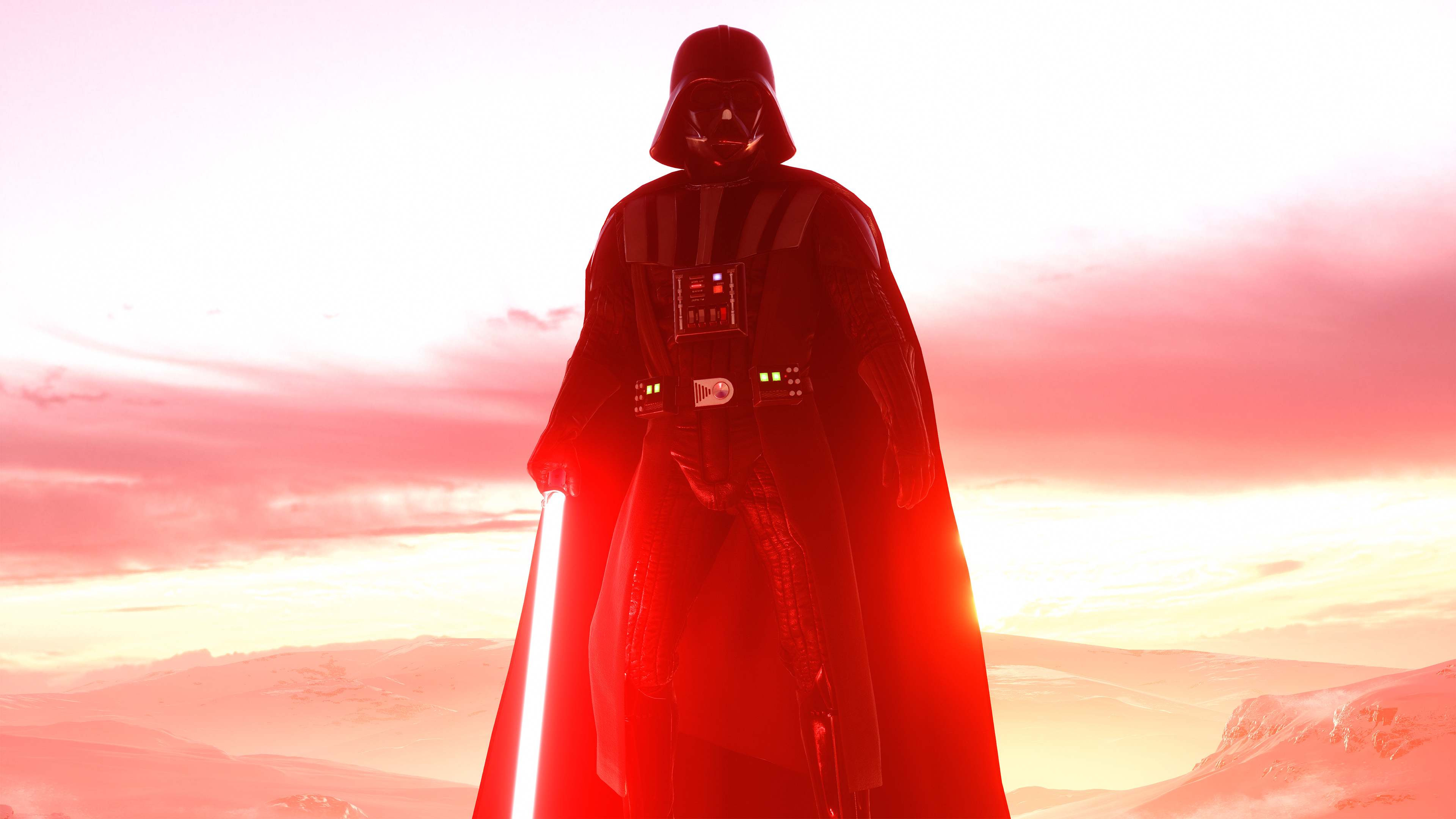 Darth Vader Star Wars Battlefront 2 4k Hd Games 4k